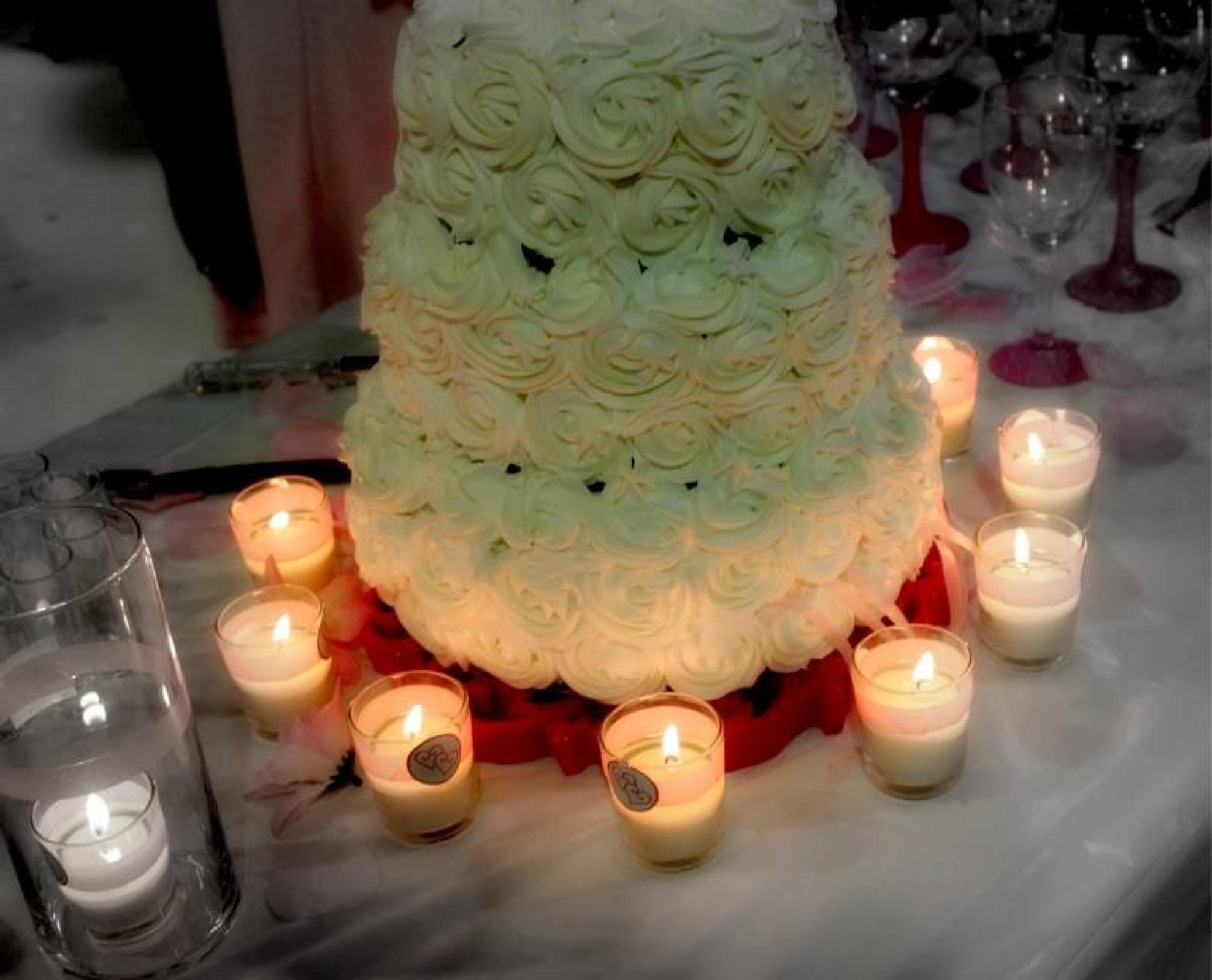 The Wedding Cake by Lisa BluWolf Sahani