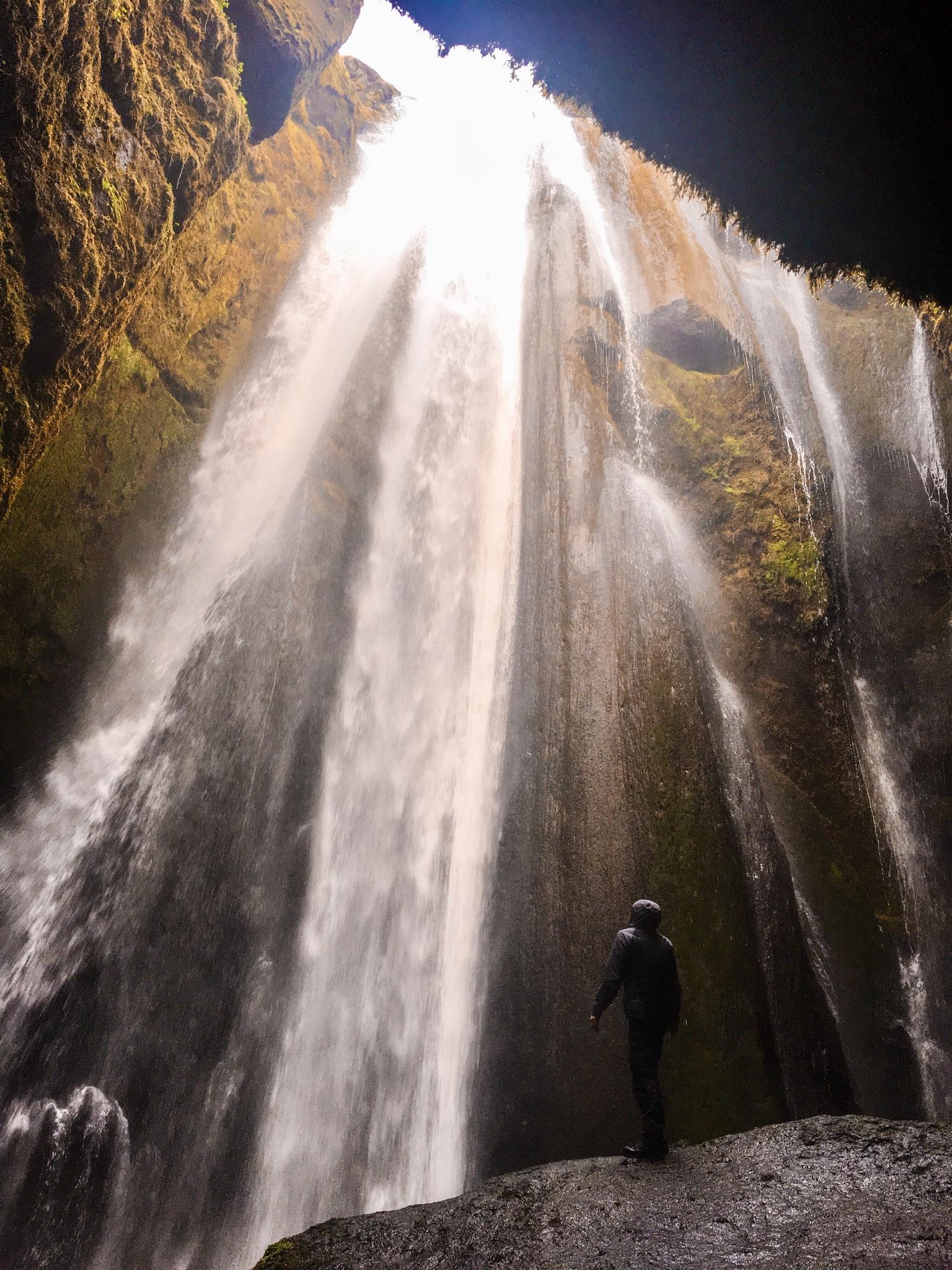 Wodospad  by agnieszkagruszewska