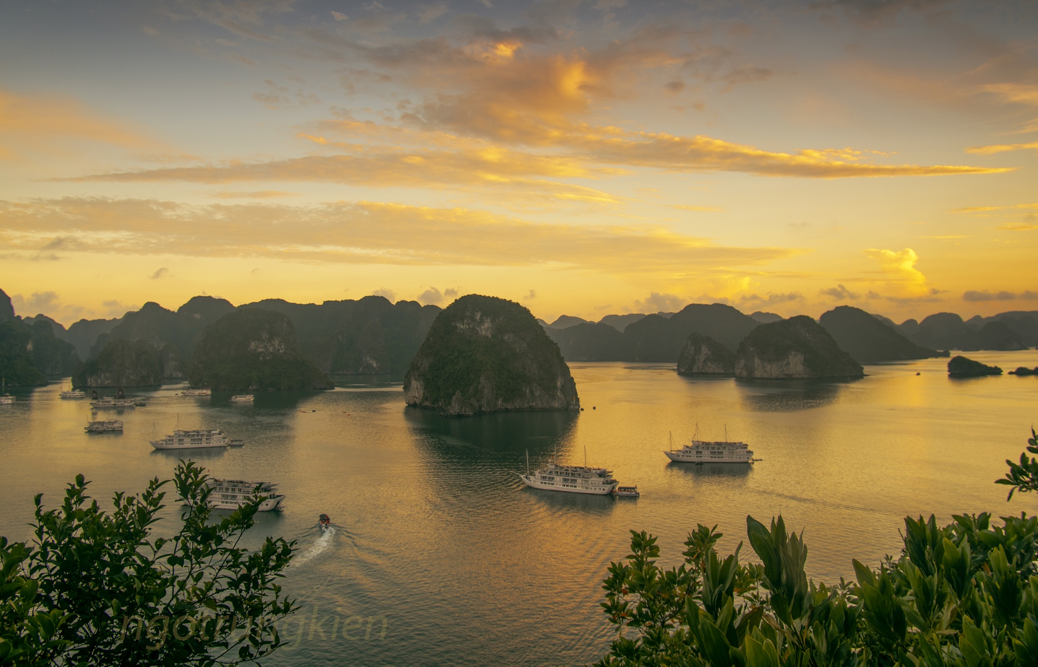after the sun going dow by kienngotrung18