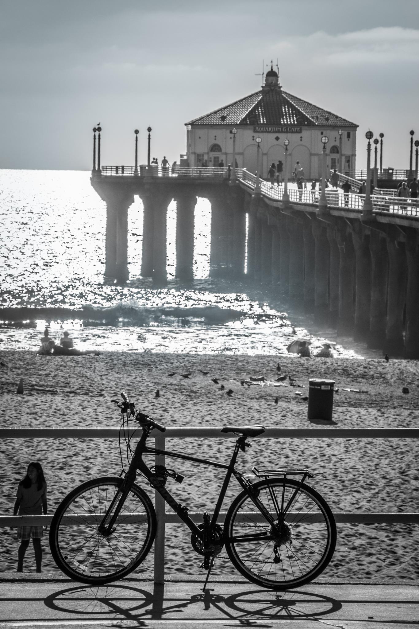 Santa Monica, Ca by Liliana