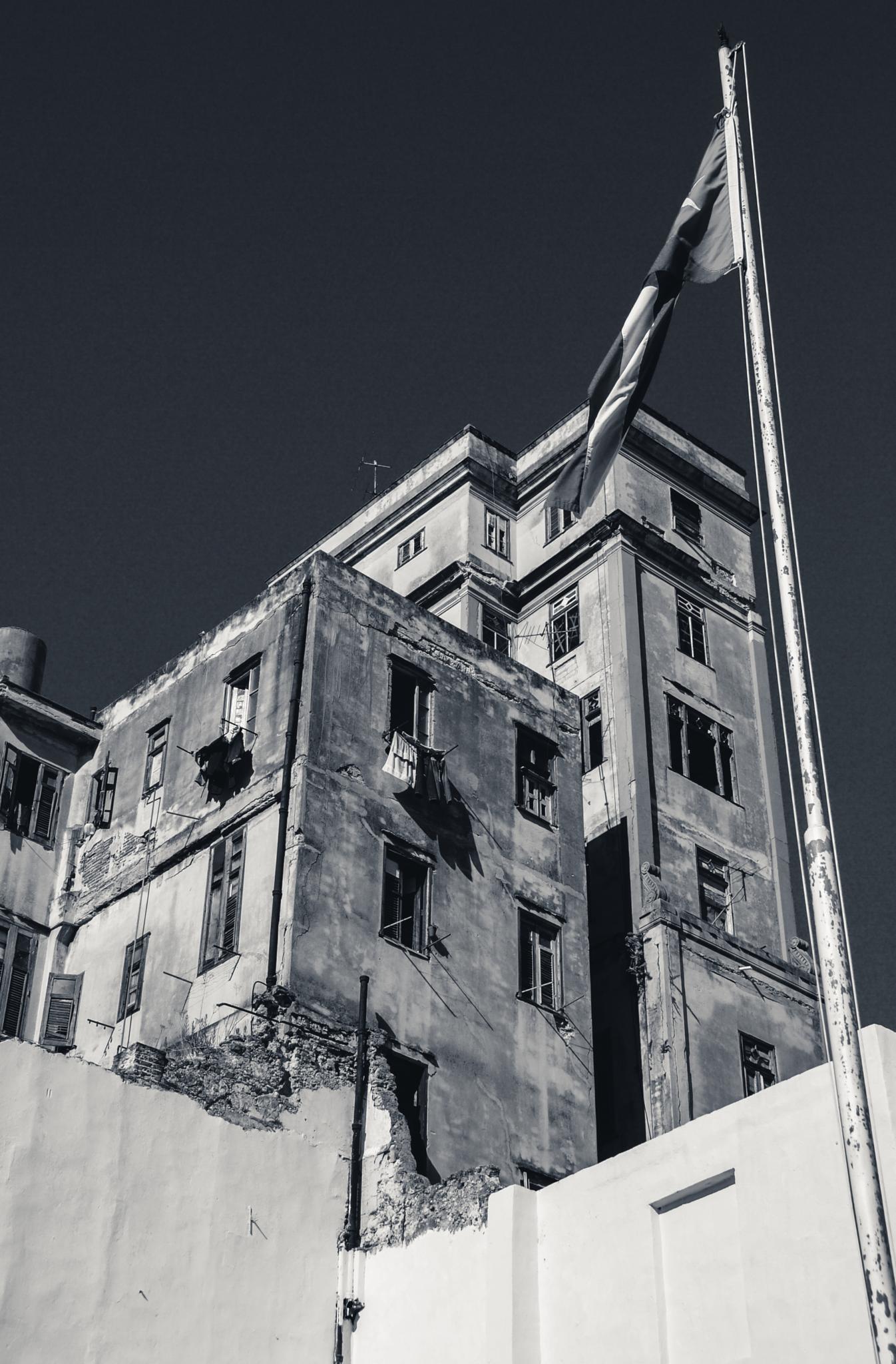 The feeling of Habana by Roman Khizhnyak
