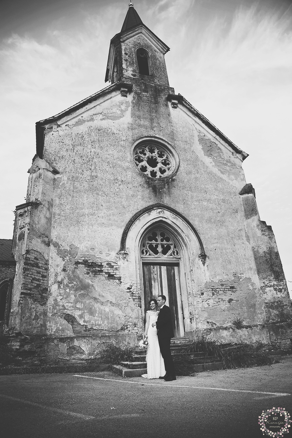 The old church by ksenijapucakphotography