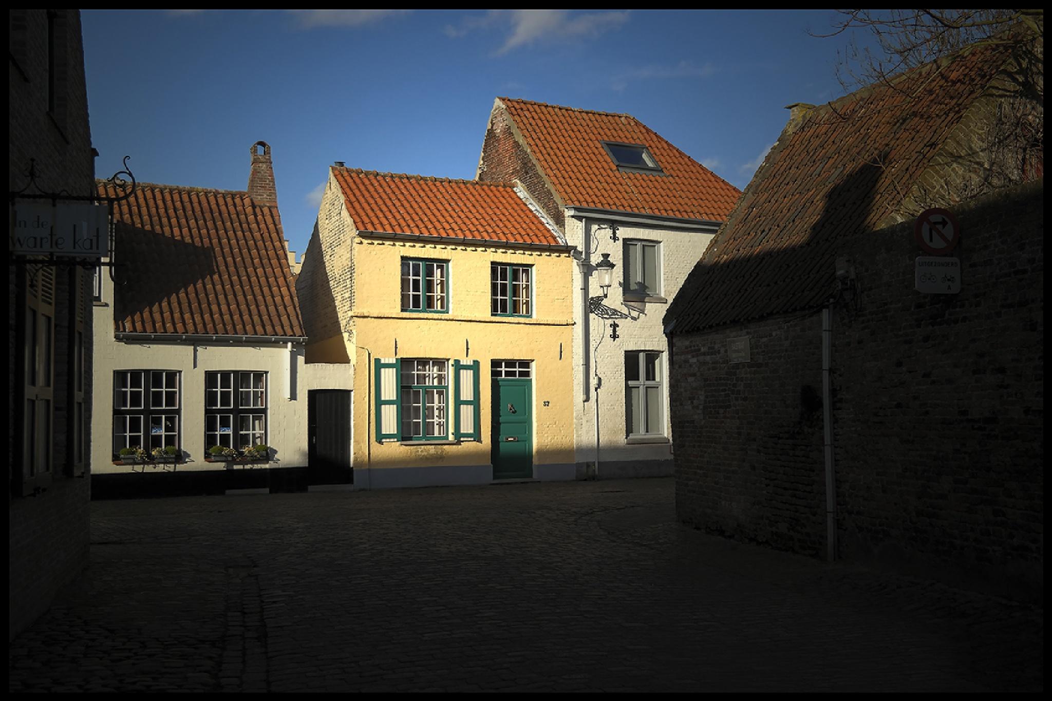 Bruges by Fernand De Canne