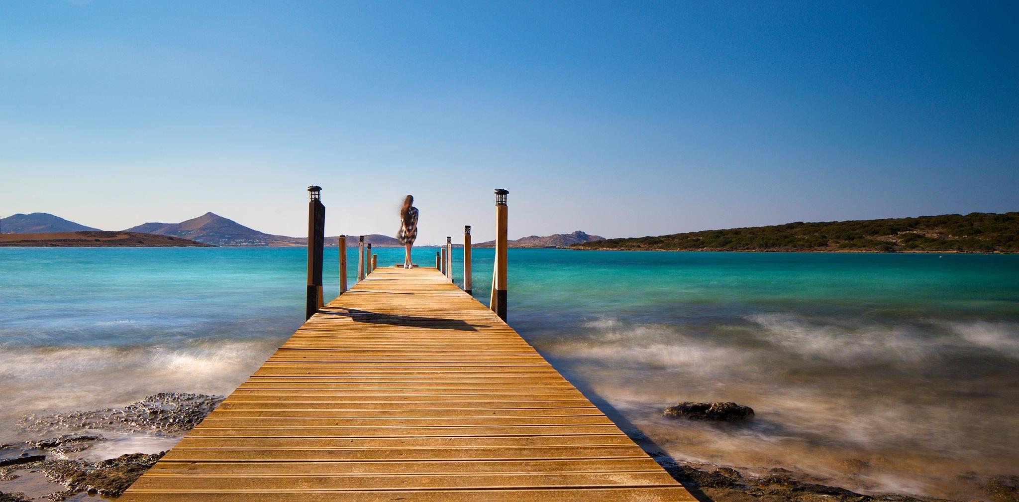 Aegean Sea by Kant