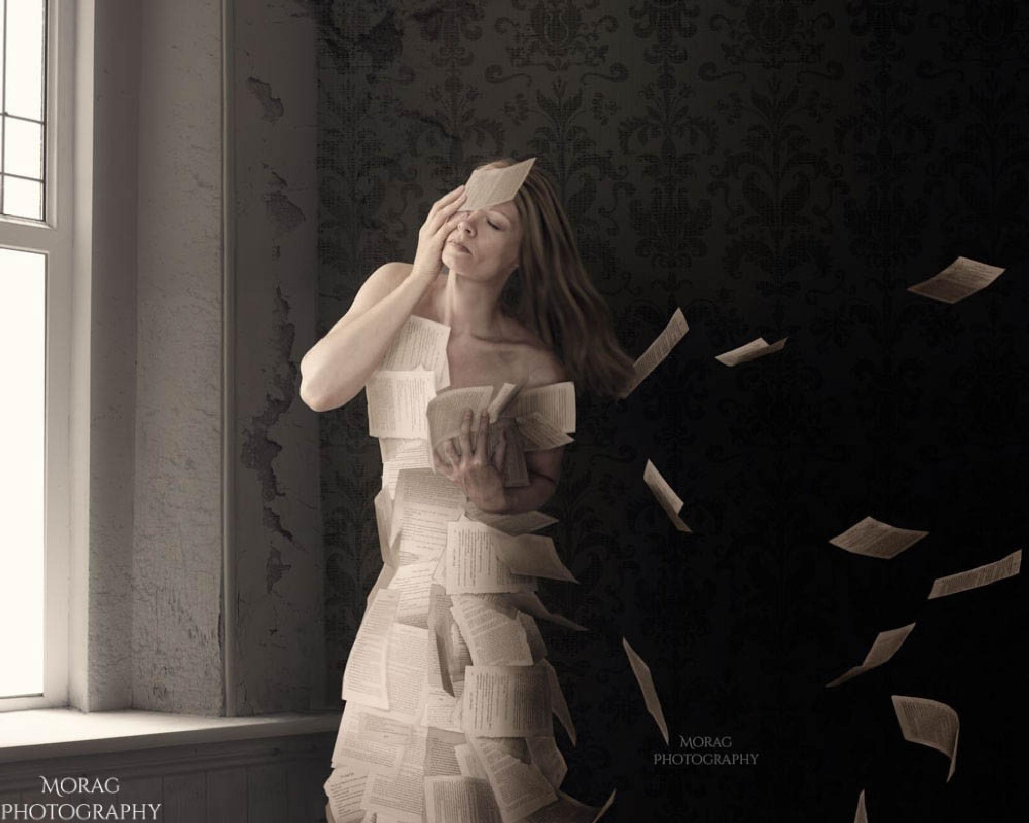 Peeling by Kirsteen Titchener