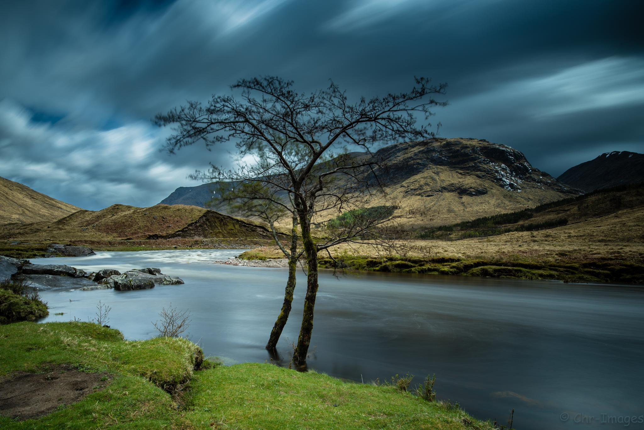Glen Etive by ChristineL