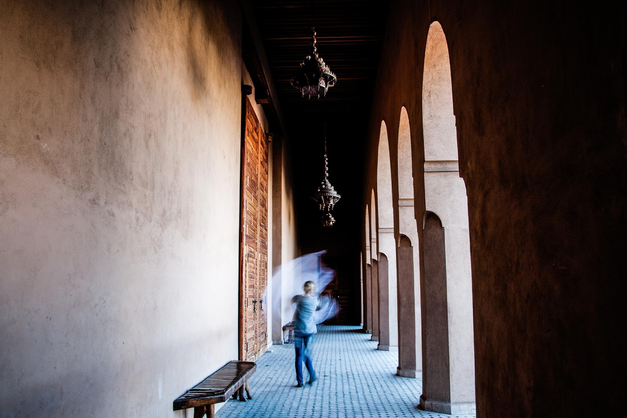 Marrakech by Piotr Arnoldes