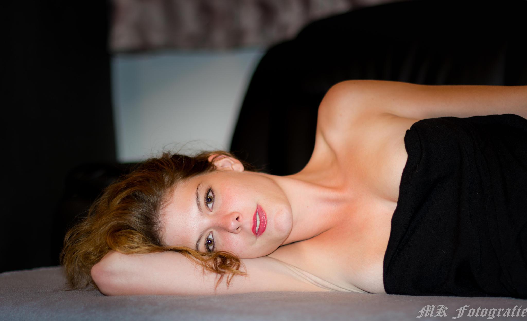 Lara K. by Kronig Fotografie