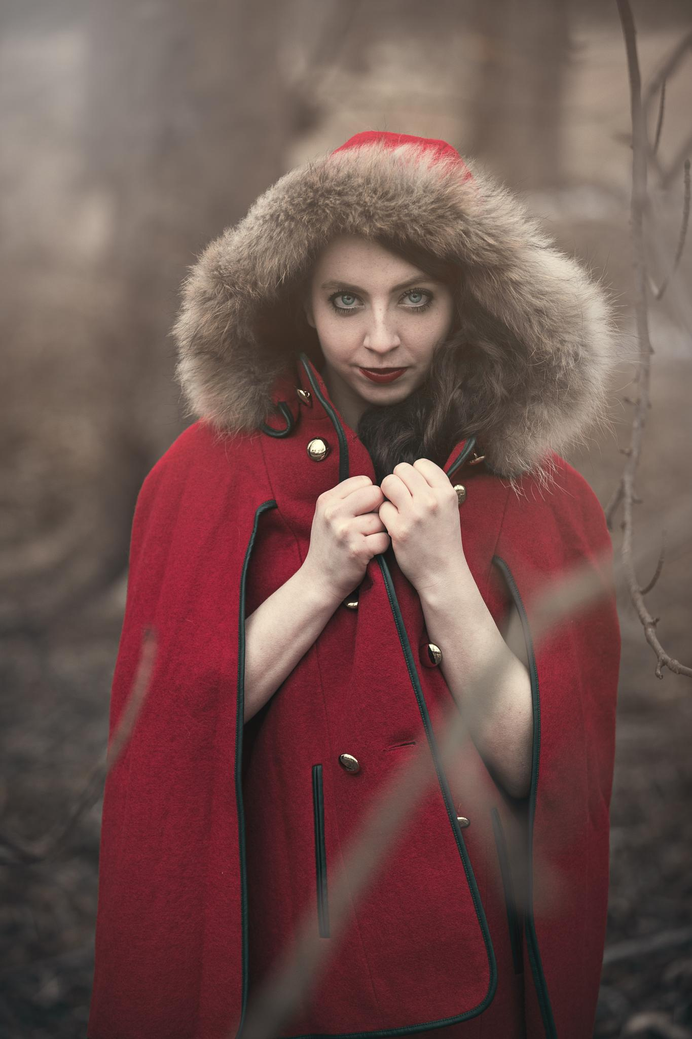 Little Red Riding Hood by Ian James Vincent