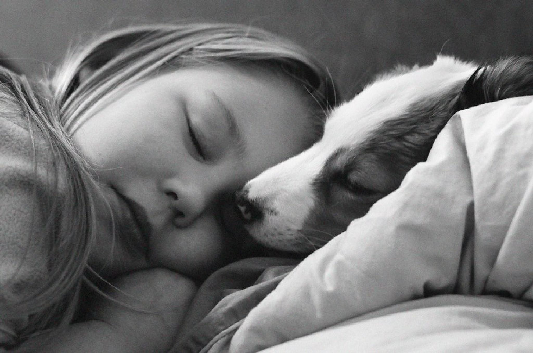dreaming by LuciaZustakova