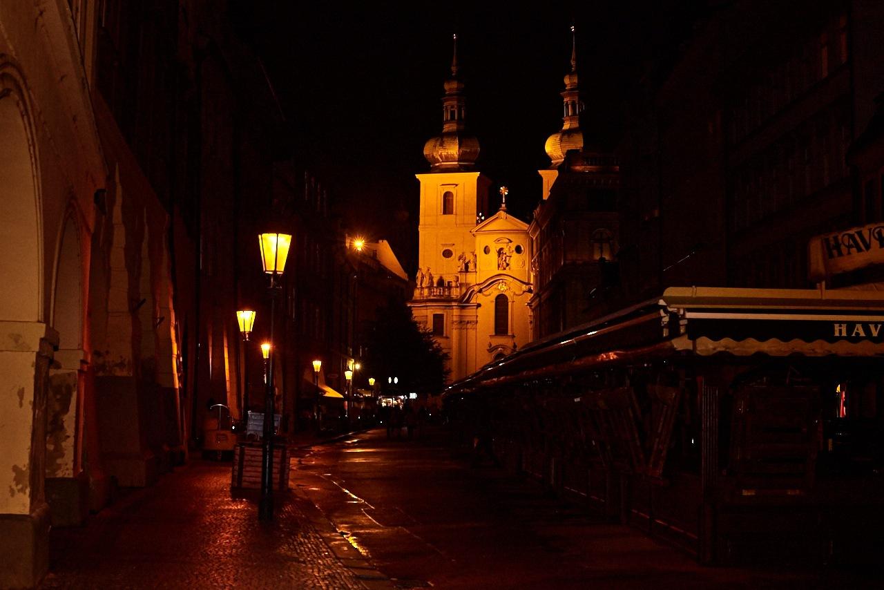 Prague by Eugene Brez