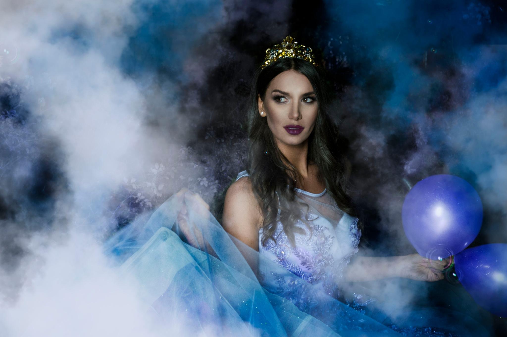 Blue dreams, pt.2 by Lena Aberdar