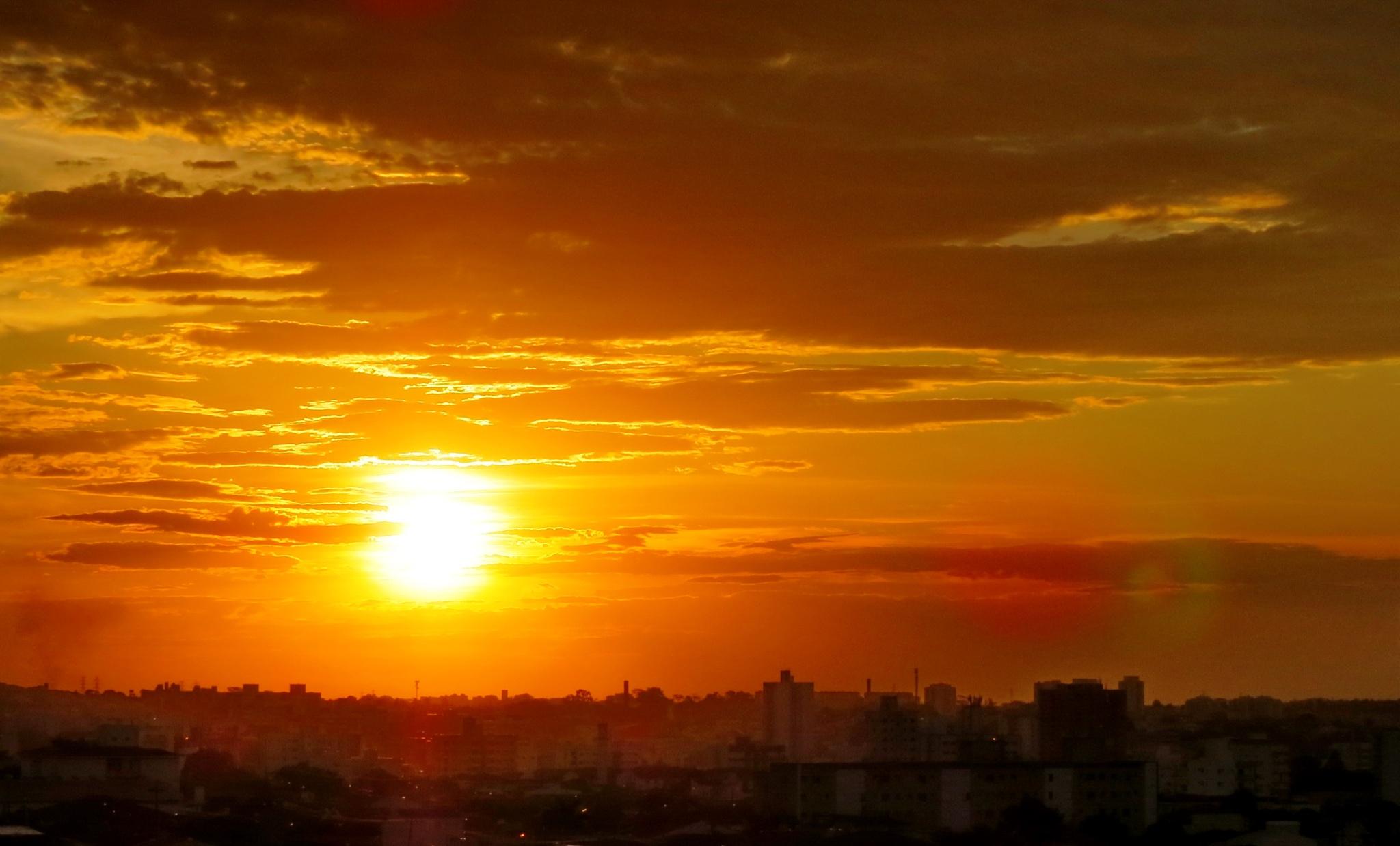 Another sundown by Nestor