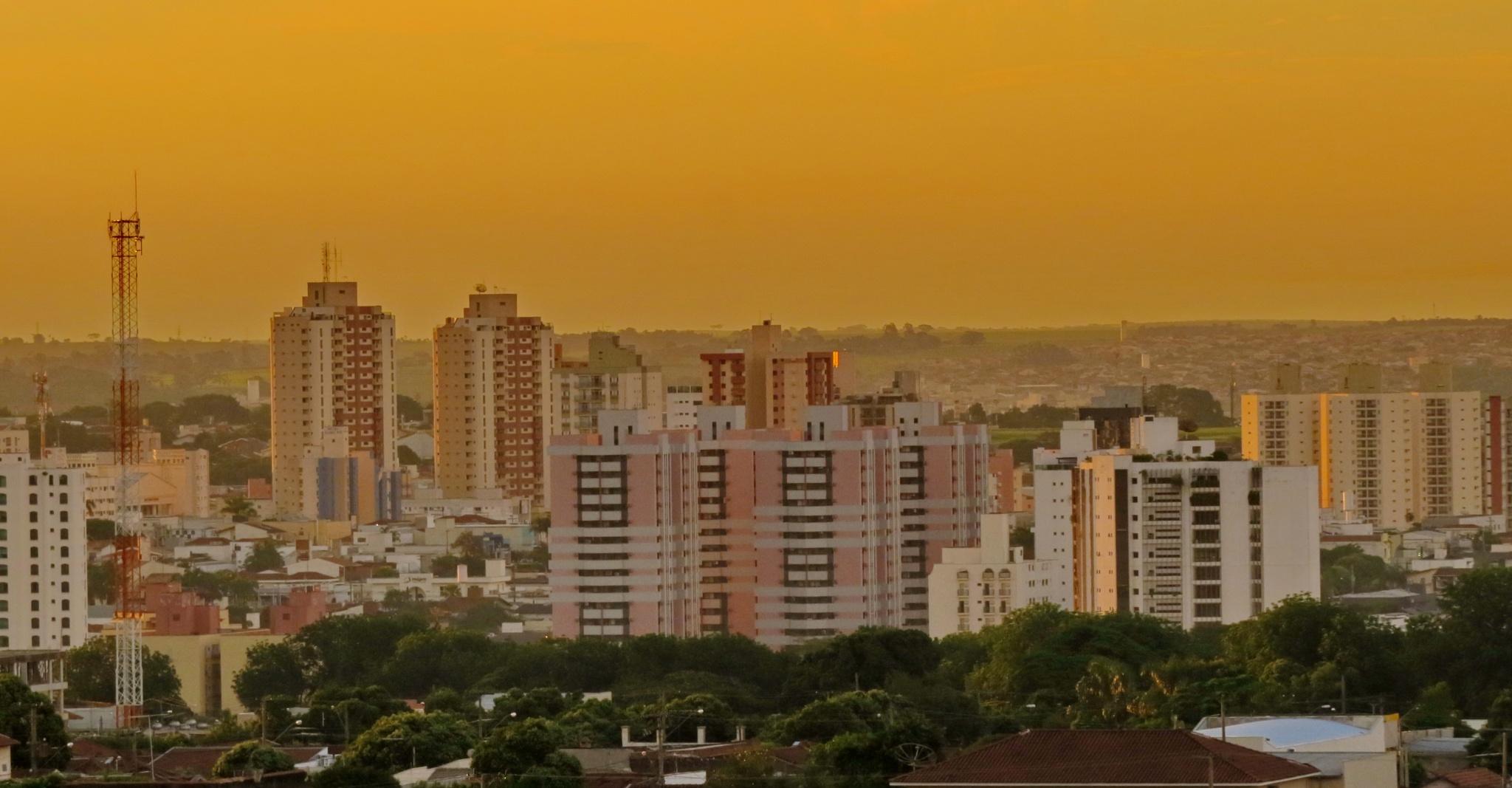 City of gold by Nestor