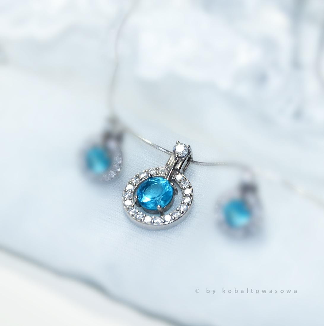 my wedding jewelry by kobaltowasowa