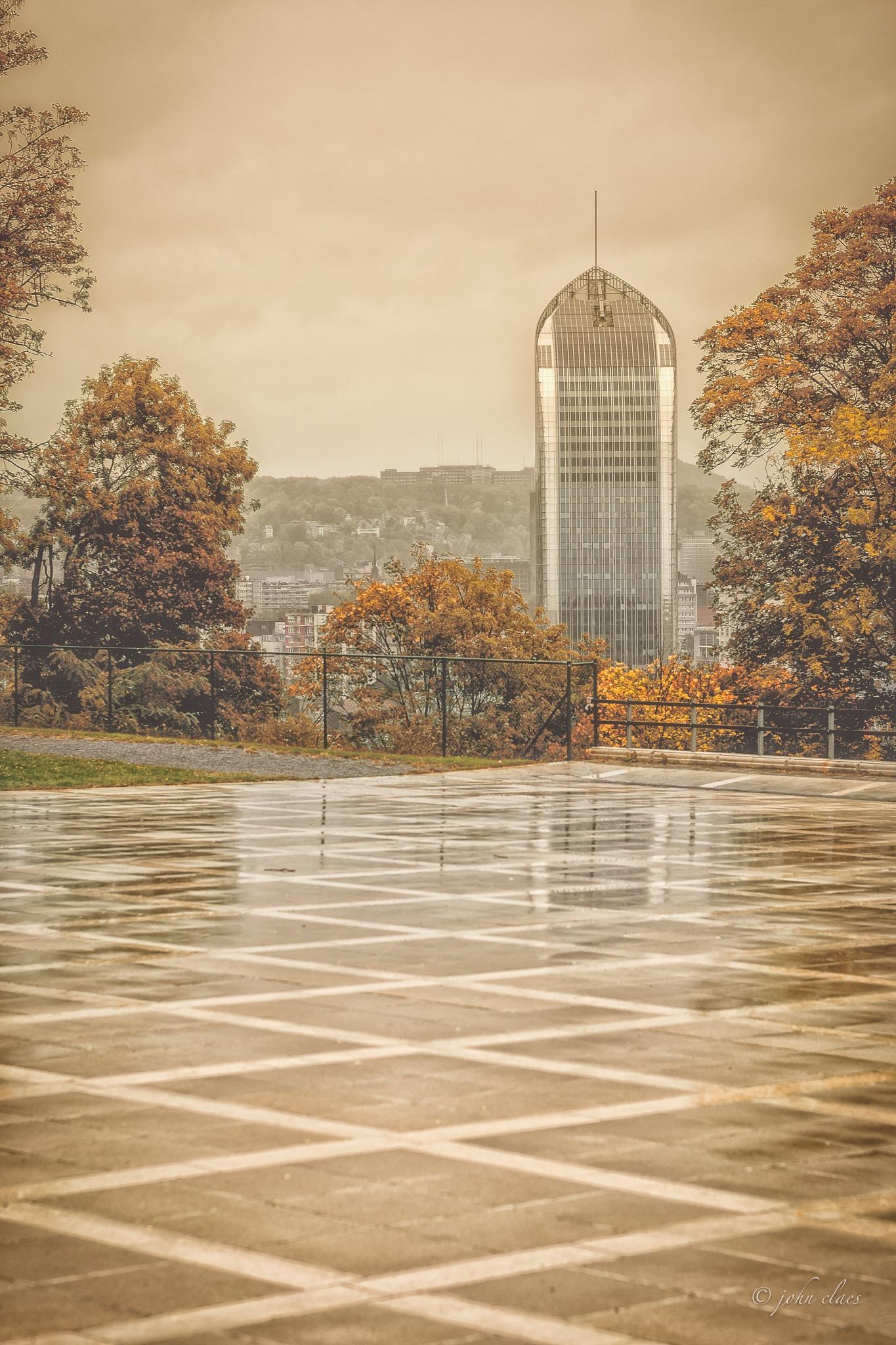 New finance building liege by fotoclaesjohn