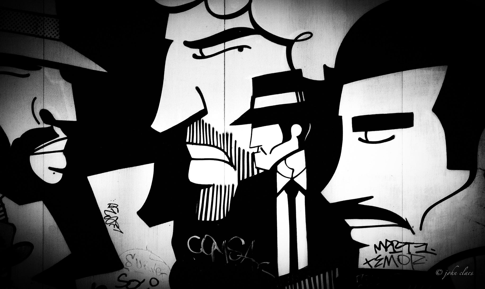 Gangsters by fotoclaesjohn