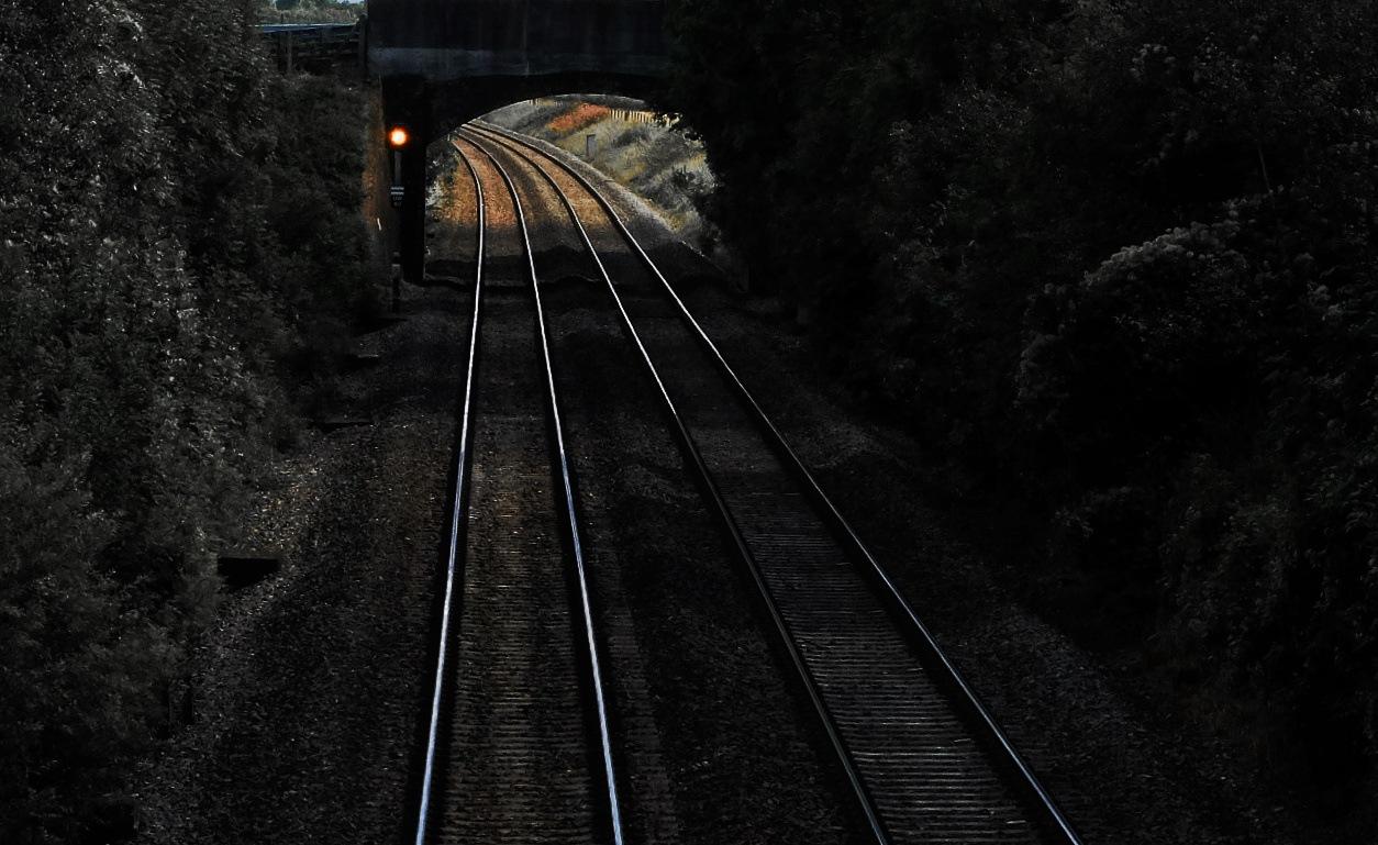 Chirton/Patney Railway Line by Keith Patrak