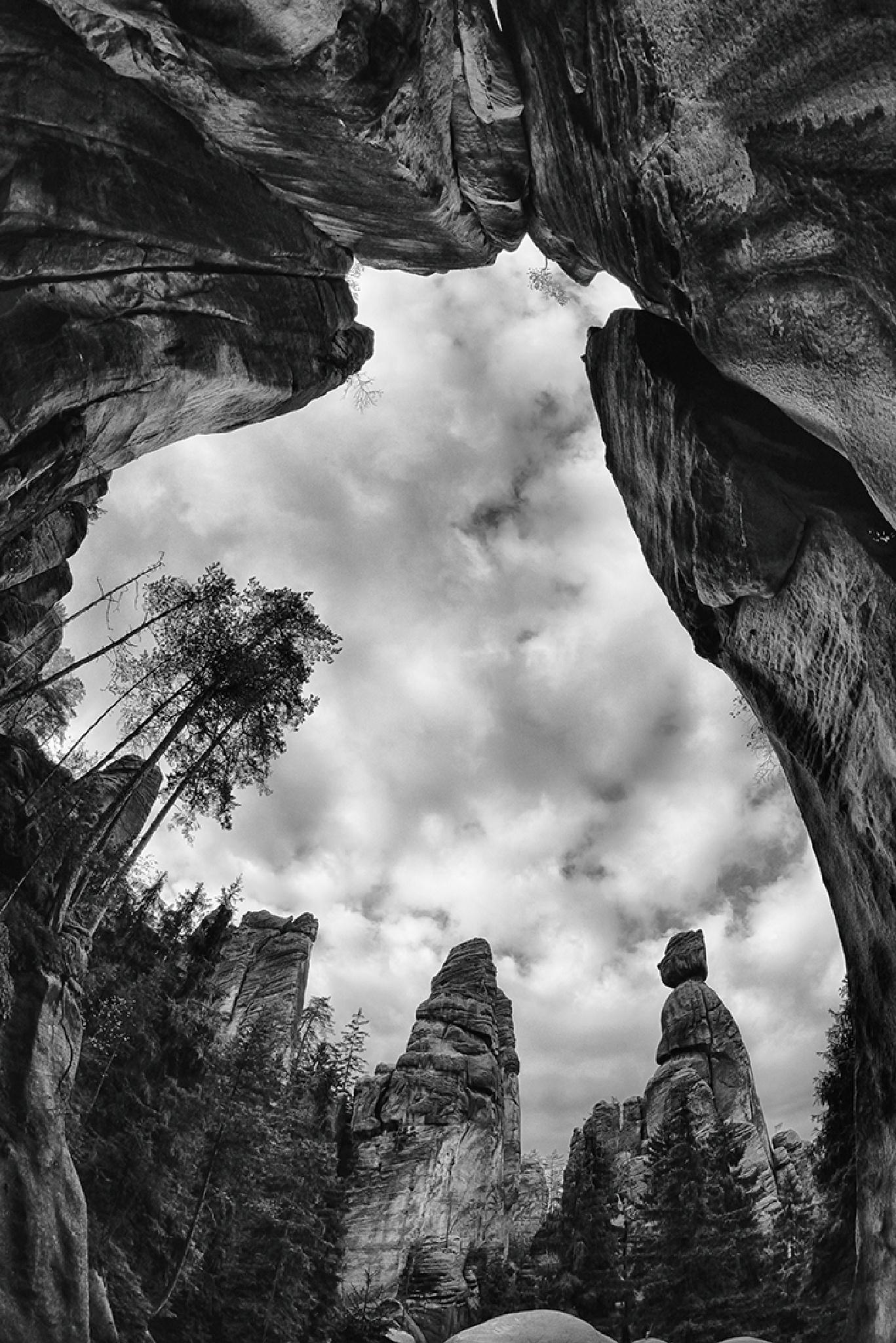 Rocks by Jan Longr Knot