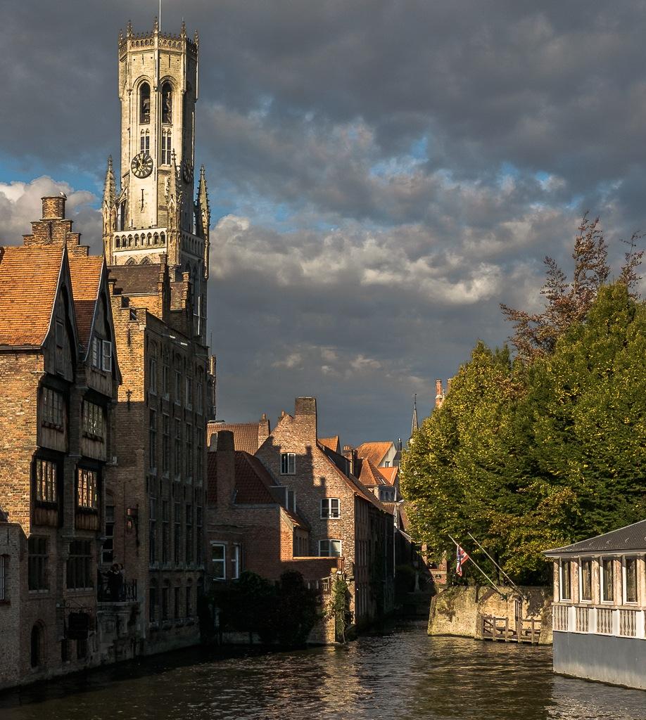 Bruges by Ger Raatsie