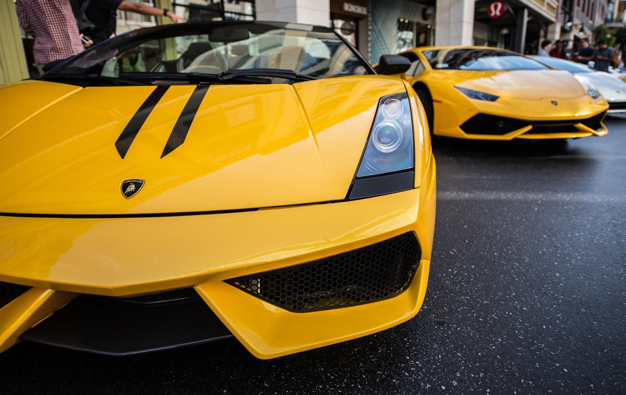 Lamborghini by Mayur Gala