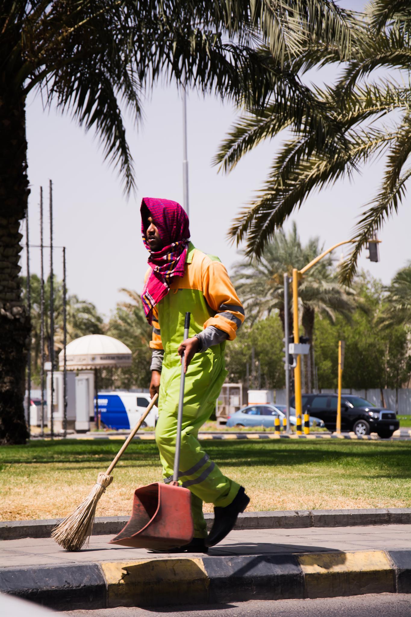 staunch man  (Under 47 °C)  by Taleb_Alkathiri