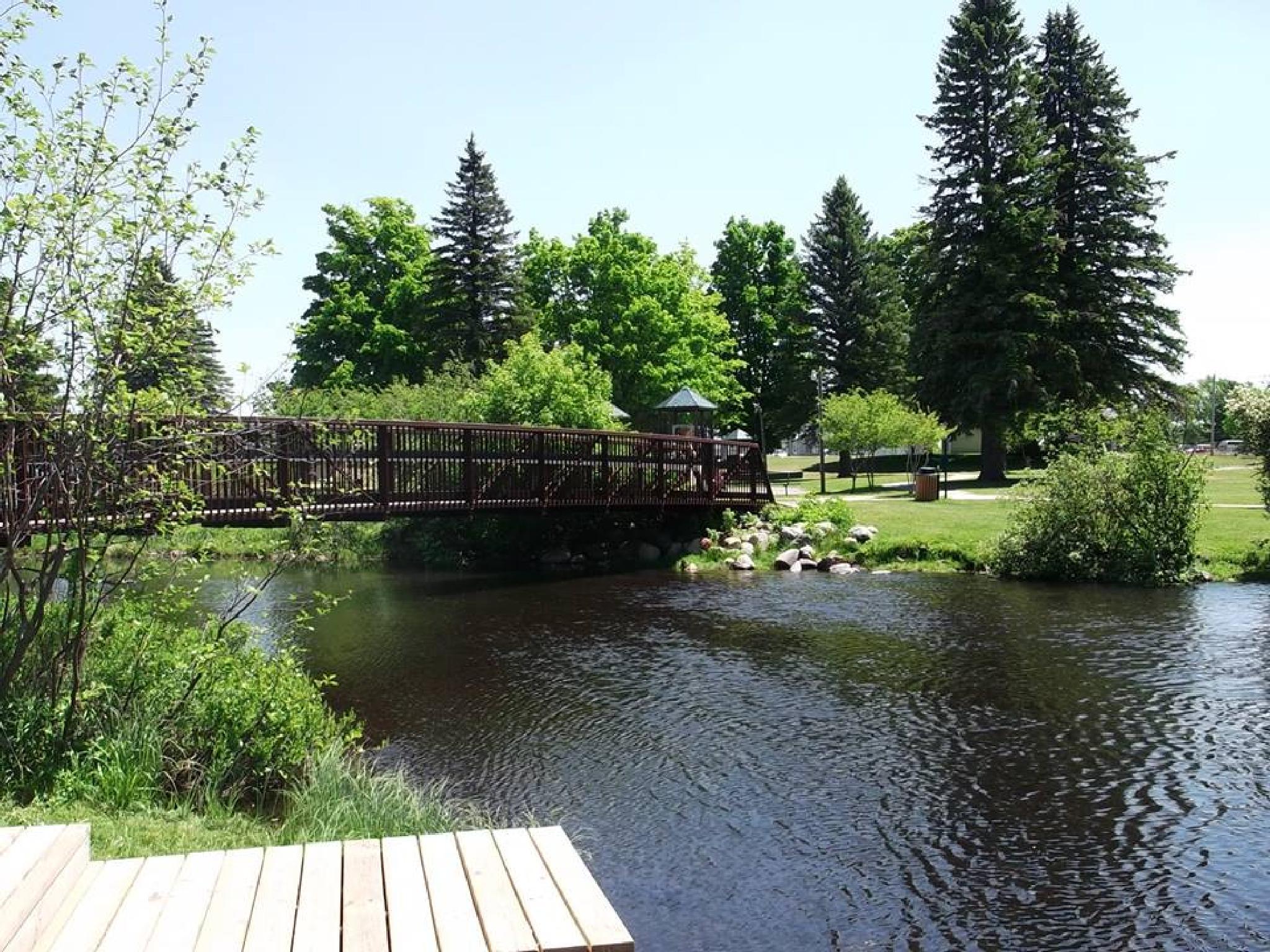 Au Gres River by robbie15