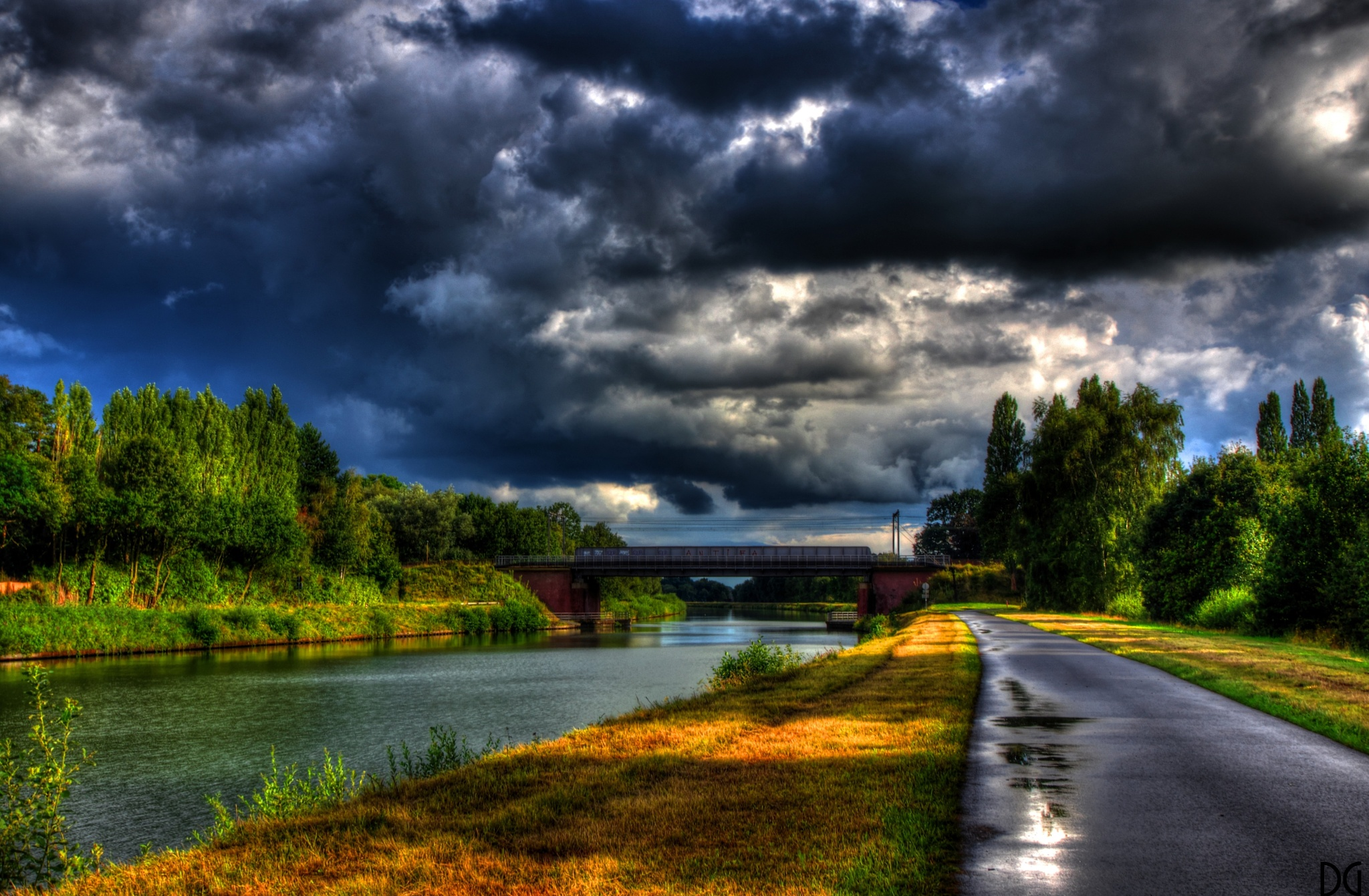 The Nete-channel. by Dirk Gonthier