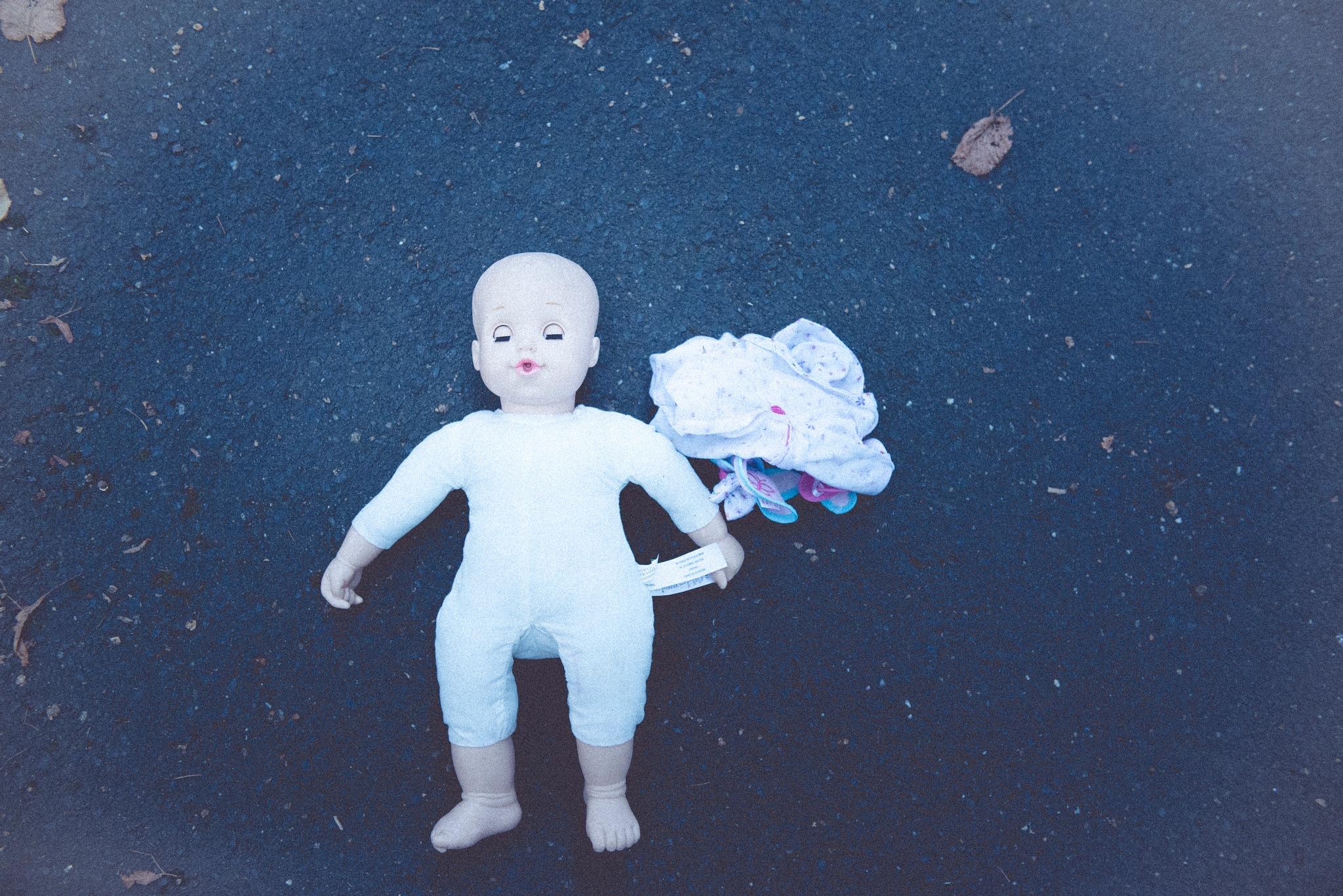 The Doll by Joachim Lehmann