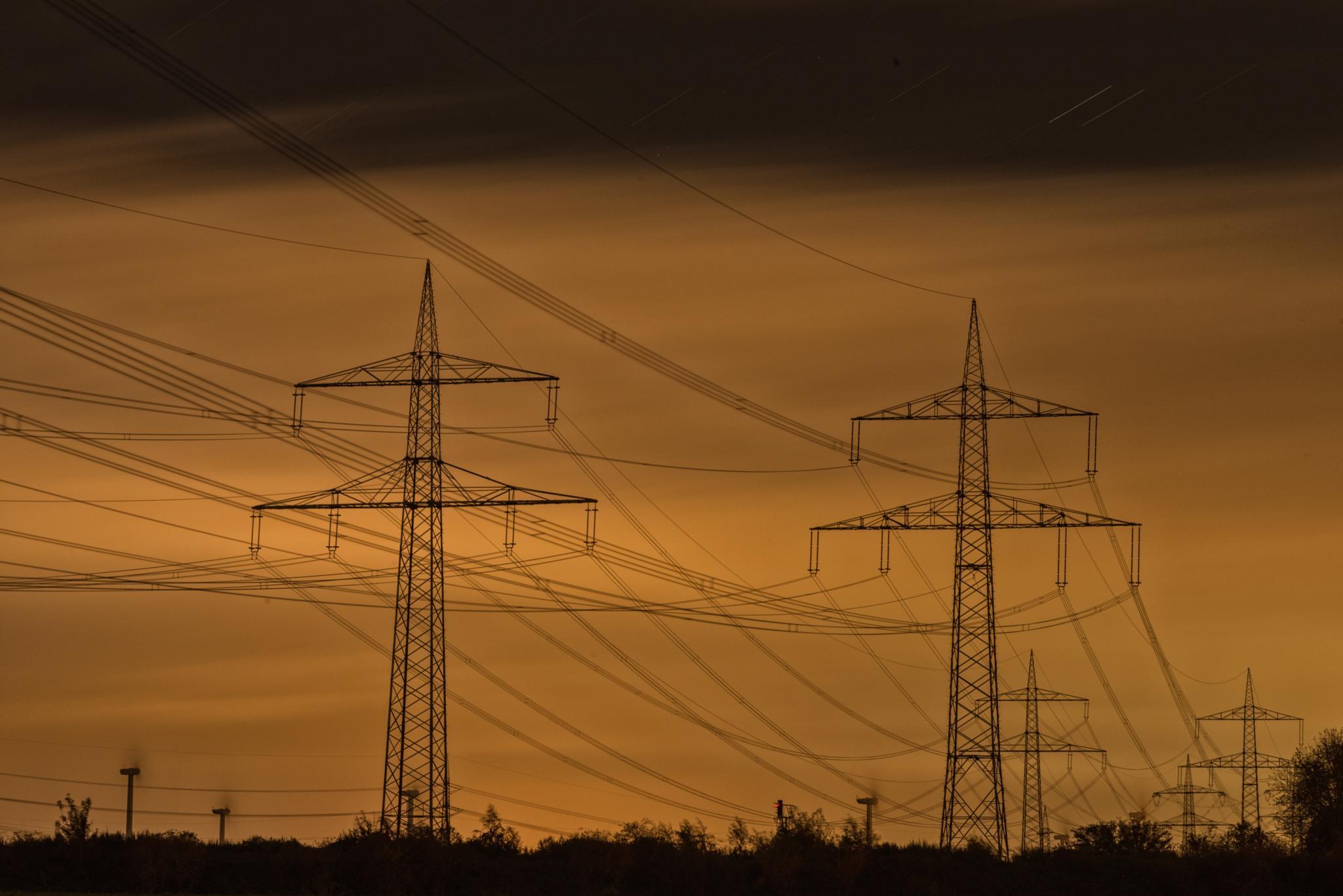 Powergrid by Joachim Lehmann