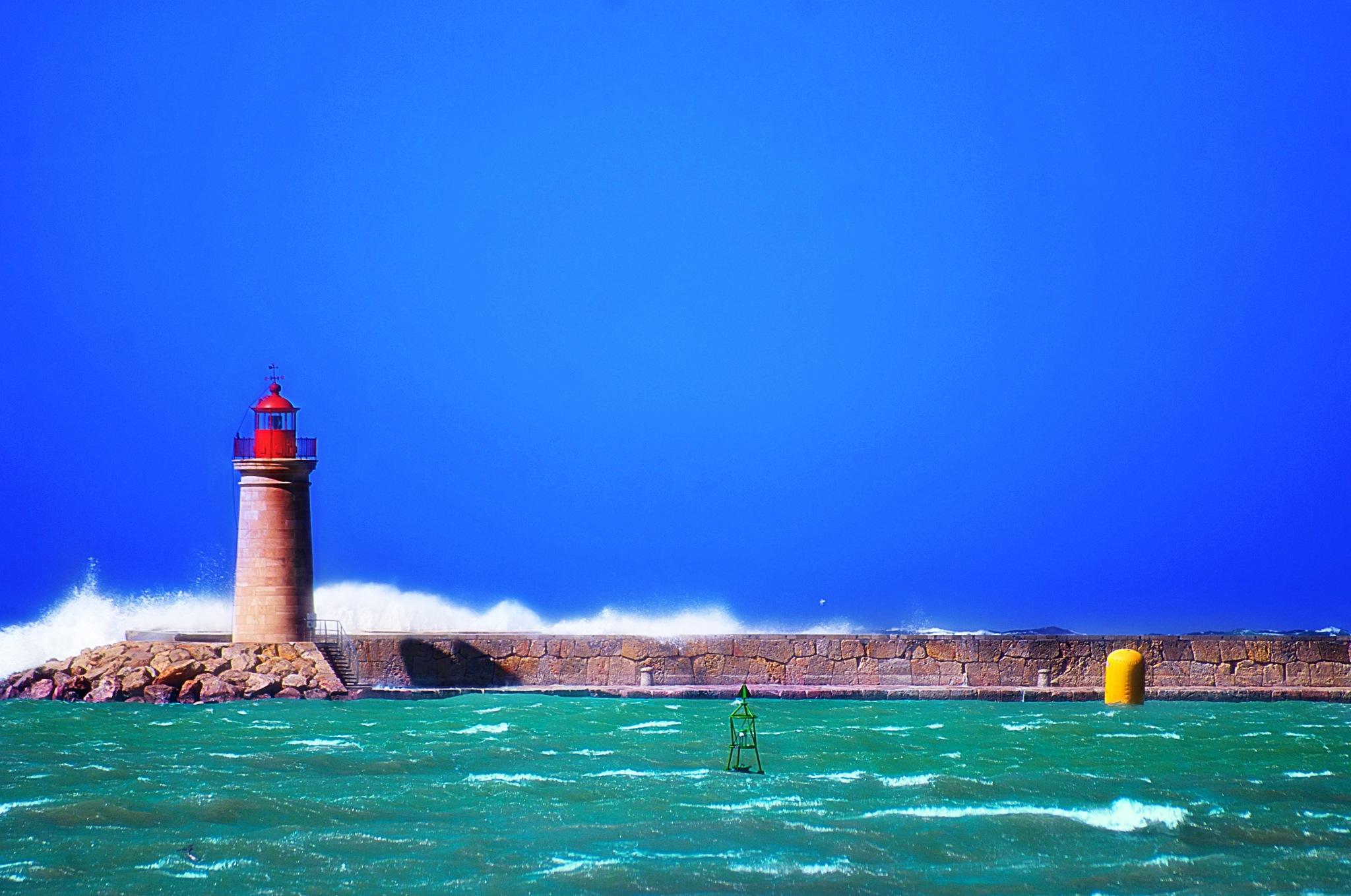 Lighthouse by DanyParodi