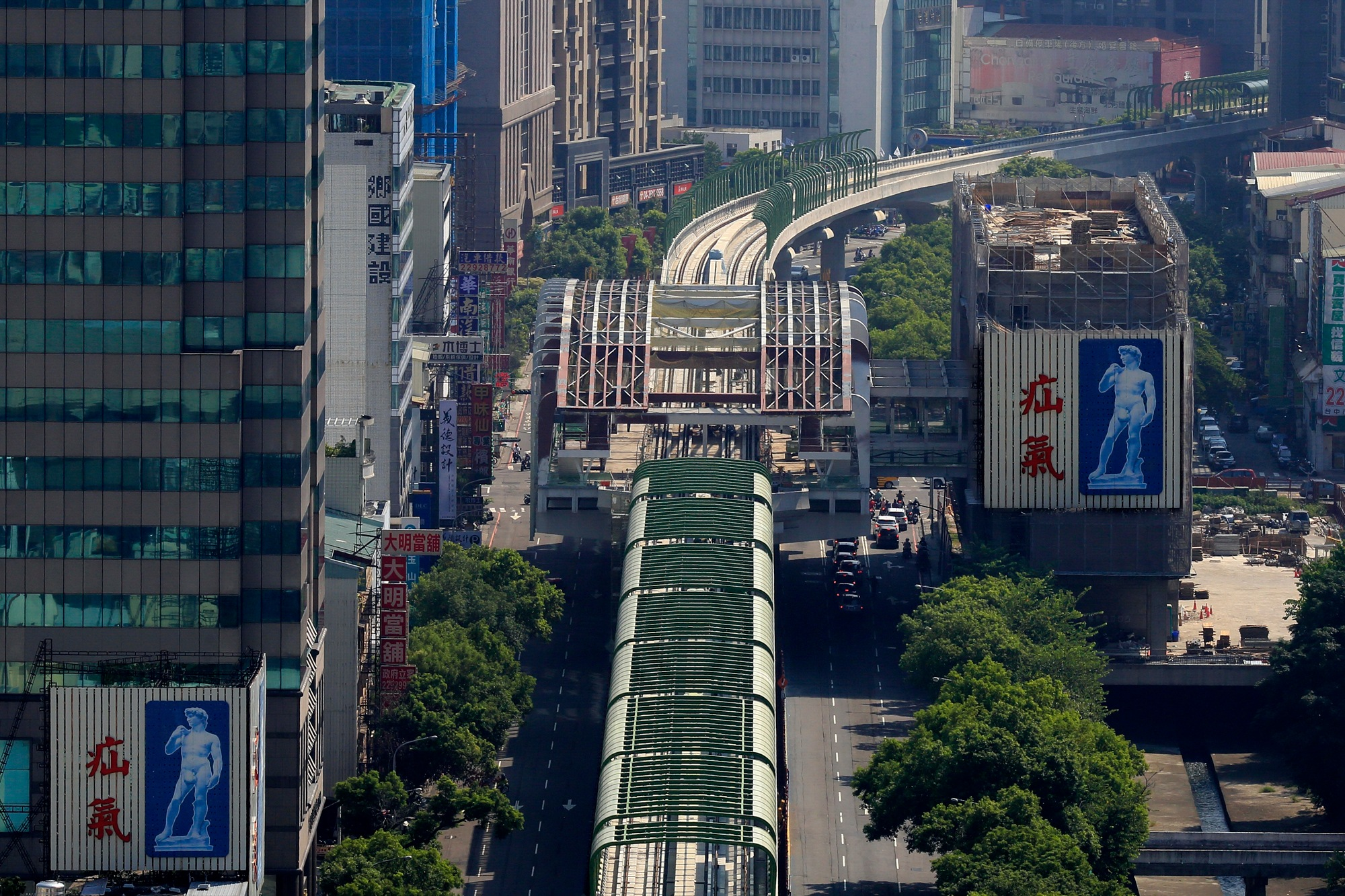 Rapid transit system by chaoyang chan