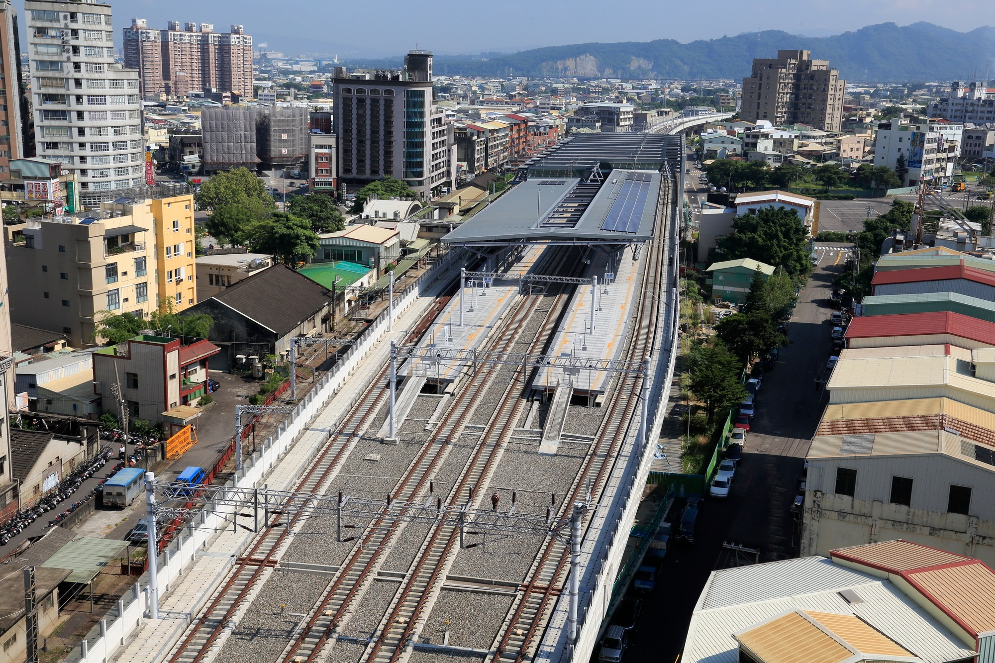 New train station by chaoyang chan