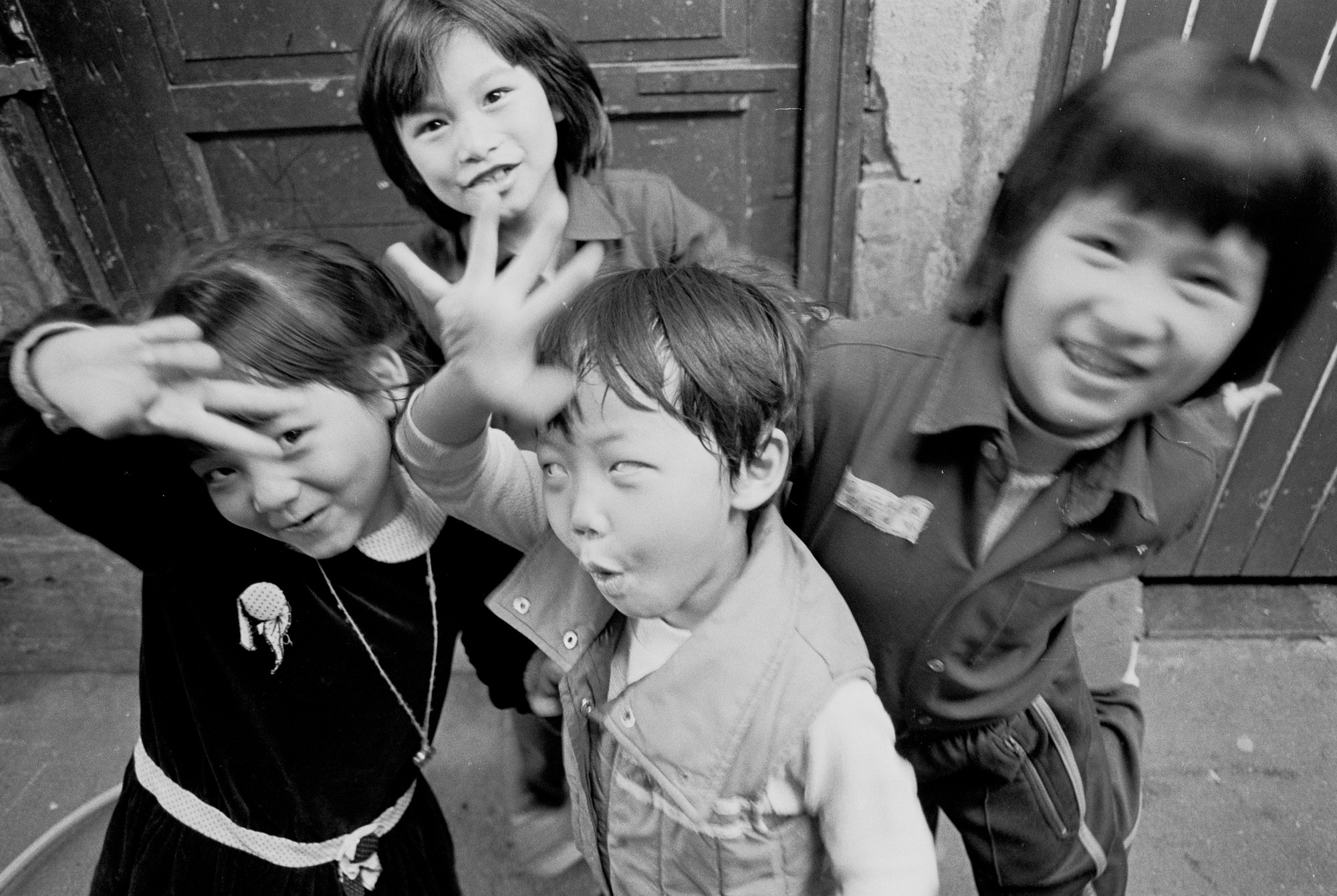 TAIPEI PEOPLE, 1988 by chaoyang chan