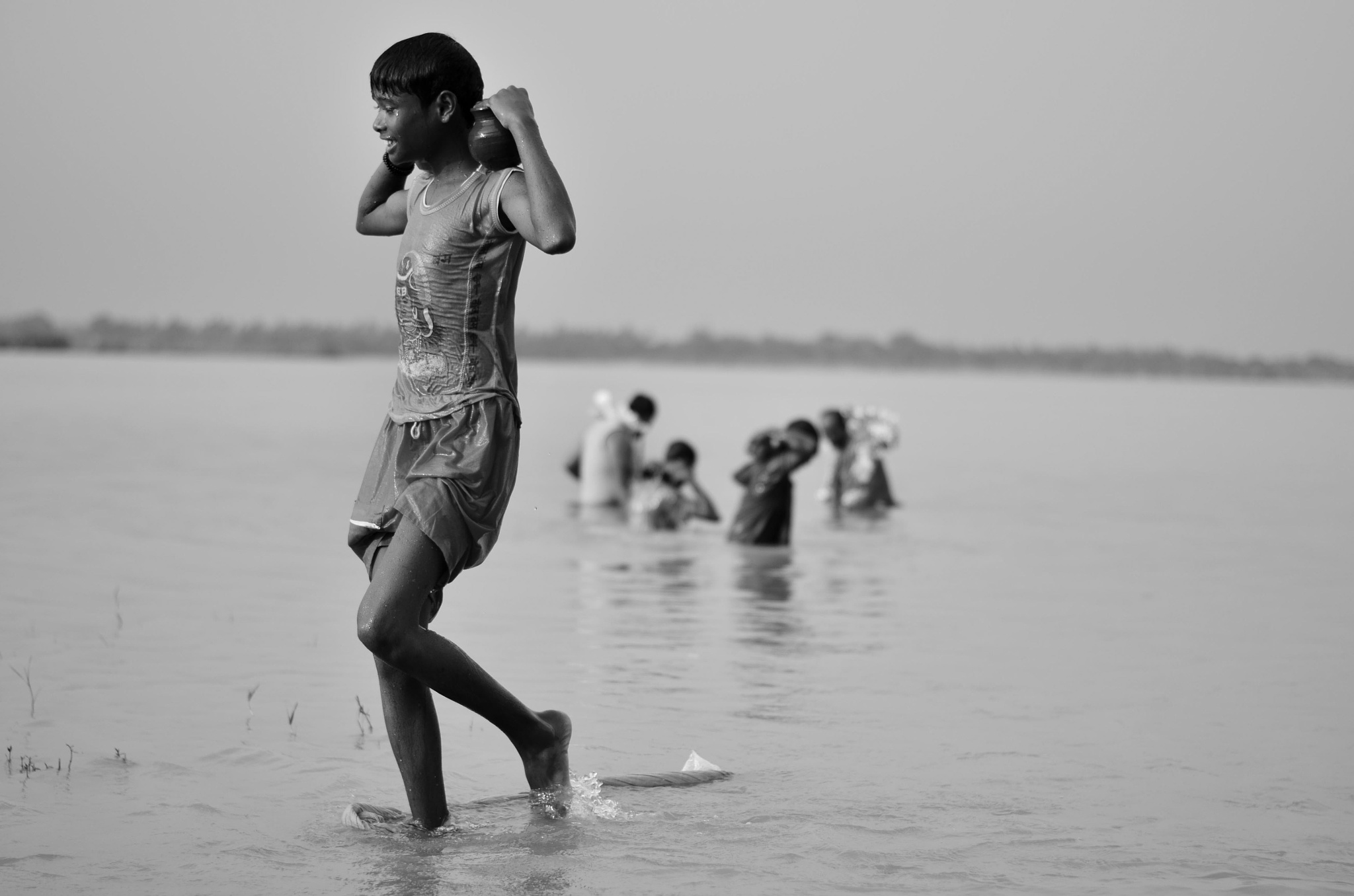 Carry water this summer !! by Satyajeet Ojha