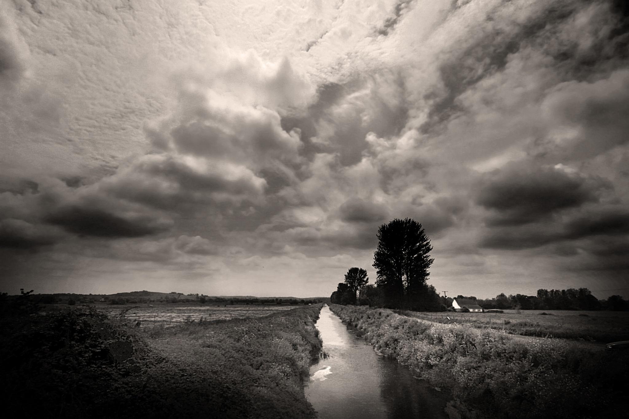 The Dyke by Wayil Rahmatalla