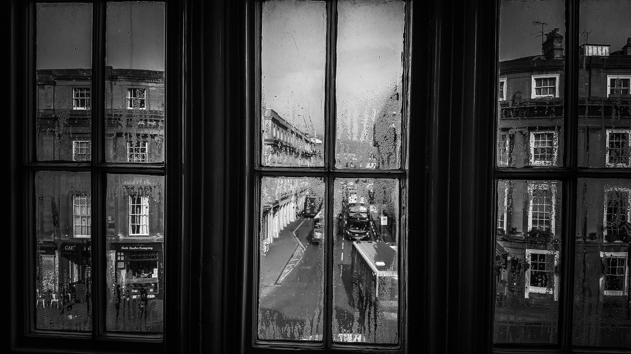 Room with a View by Wayil Rahmatalla