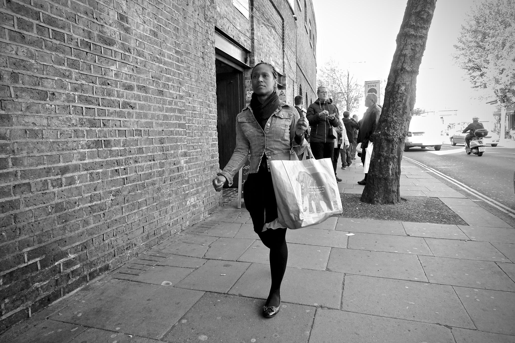 Chalk Farm, Camden Town, London, UK. by StreetCrusader