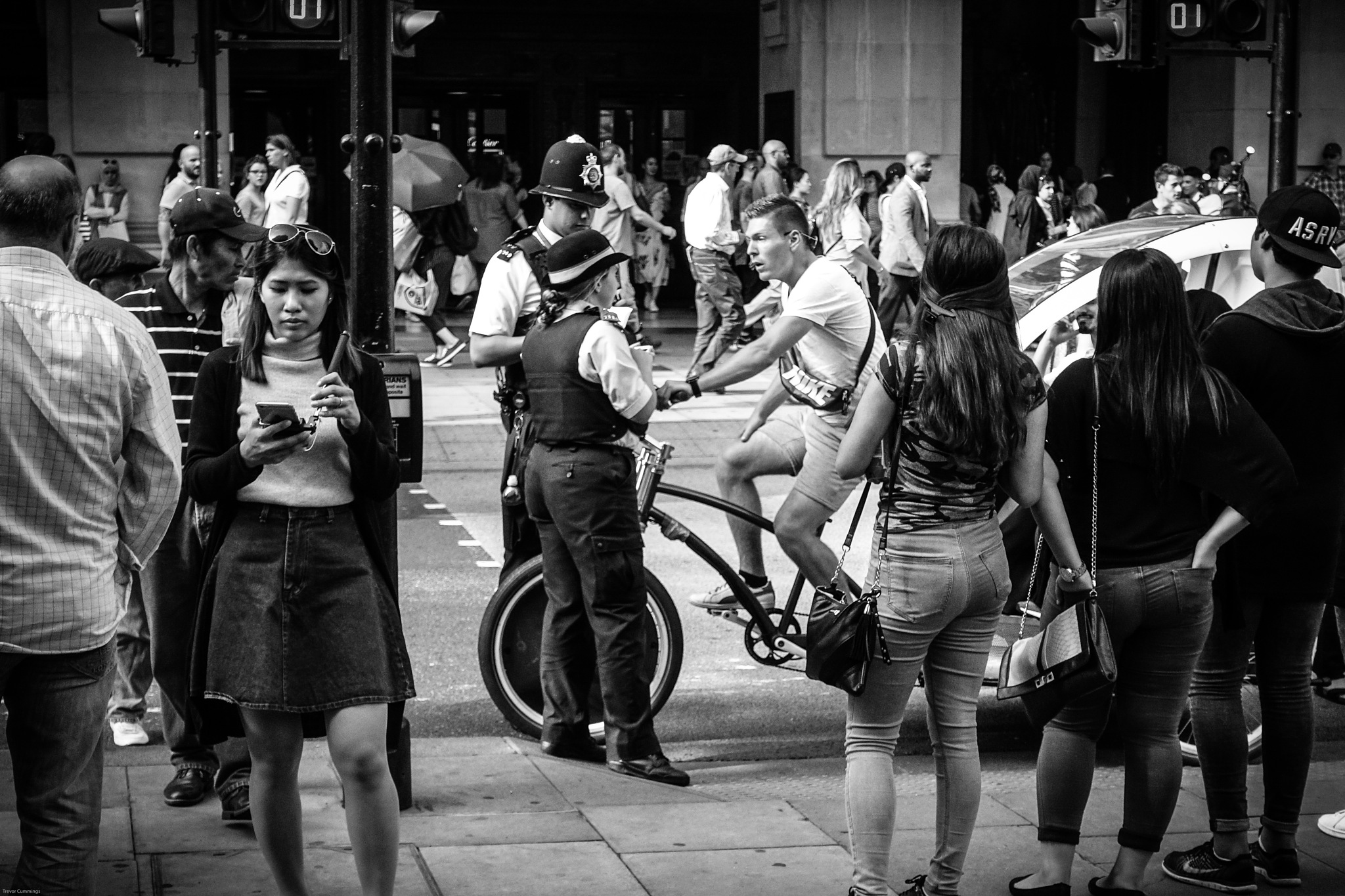 Oxford Street, Central London, UK by StreetCrusader