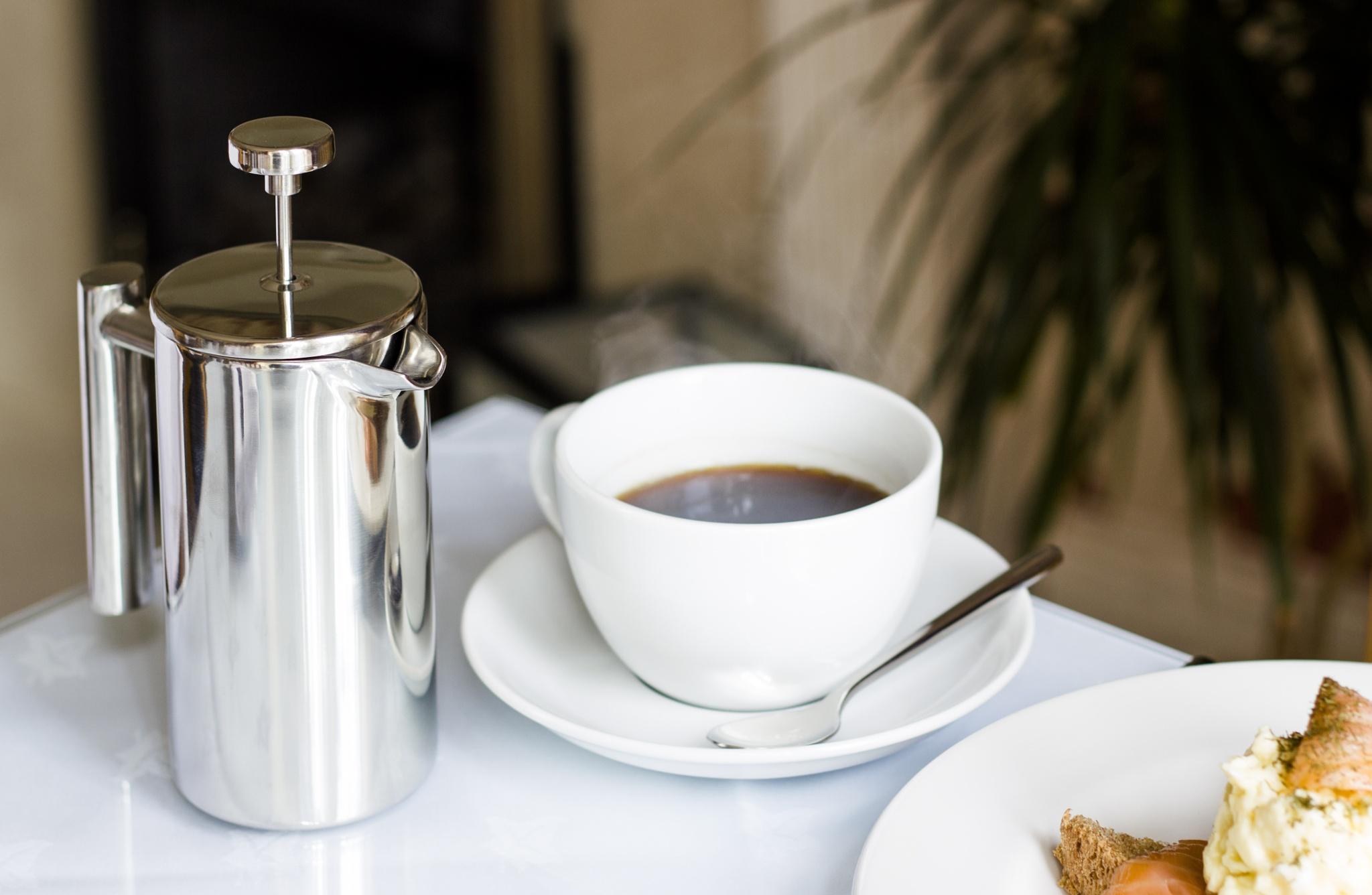 Do you wanna coffee?  by Kate Dolejsiova