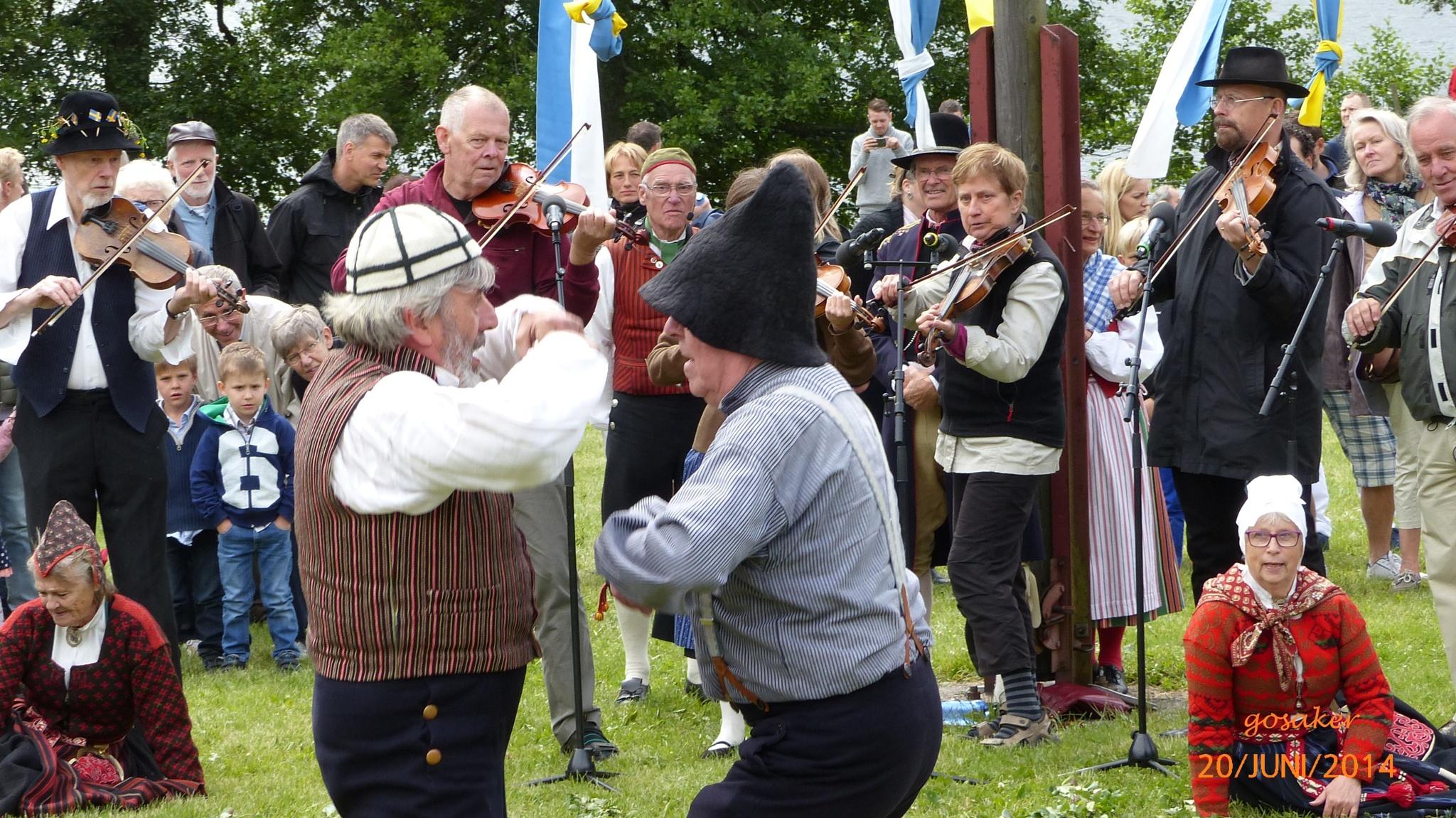 Midsummer Fight by gakerlund