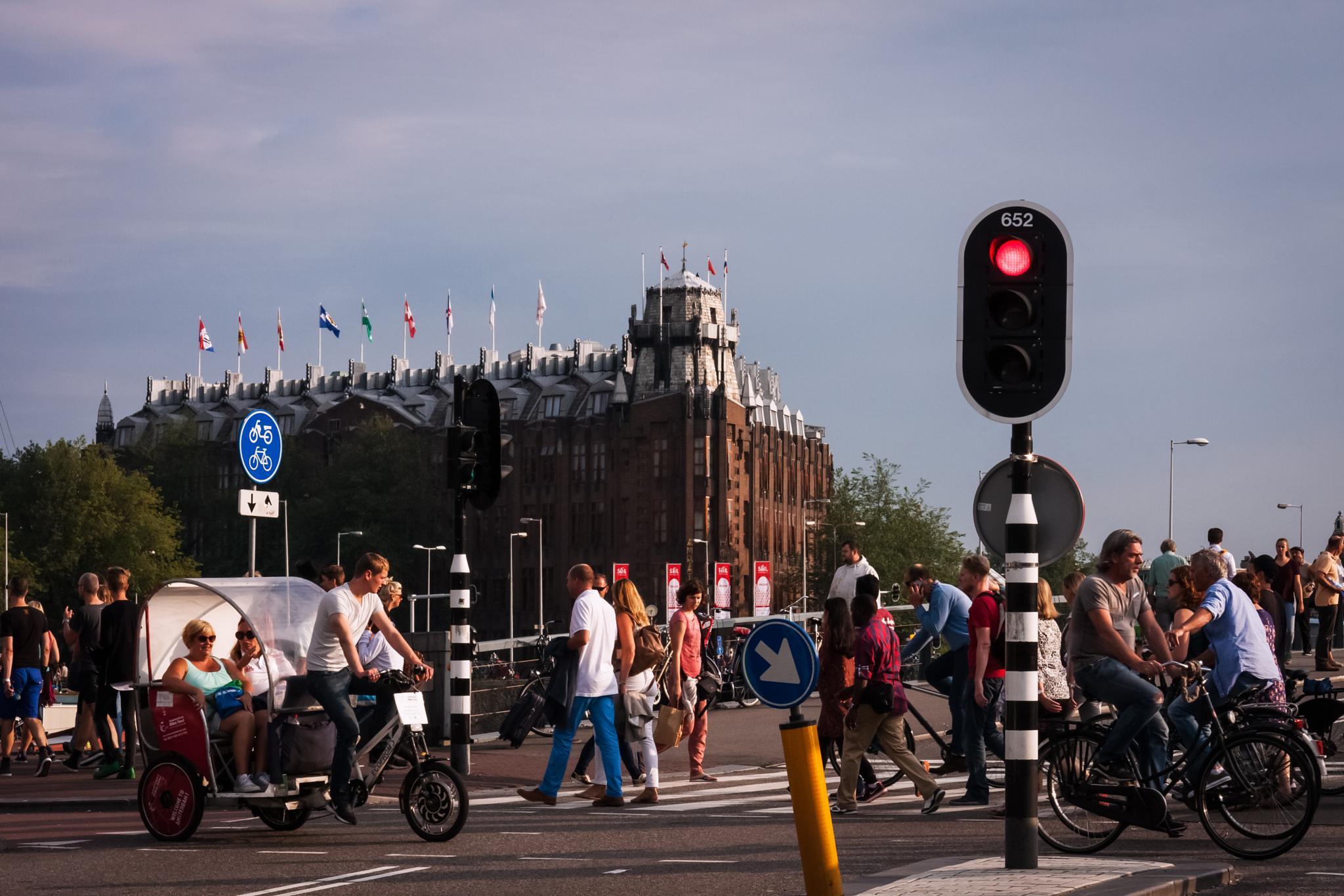 Traffic Light by Vogala