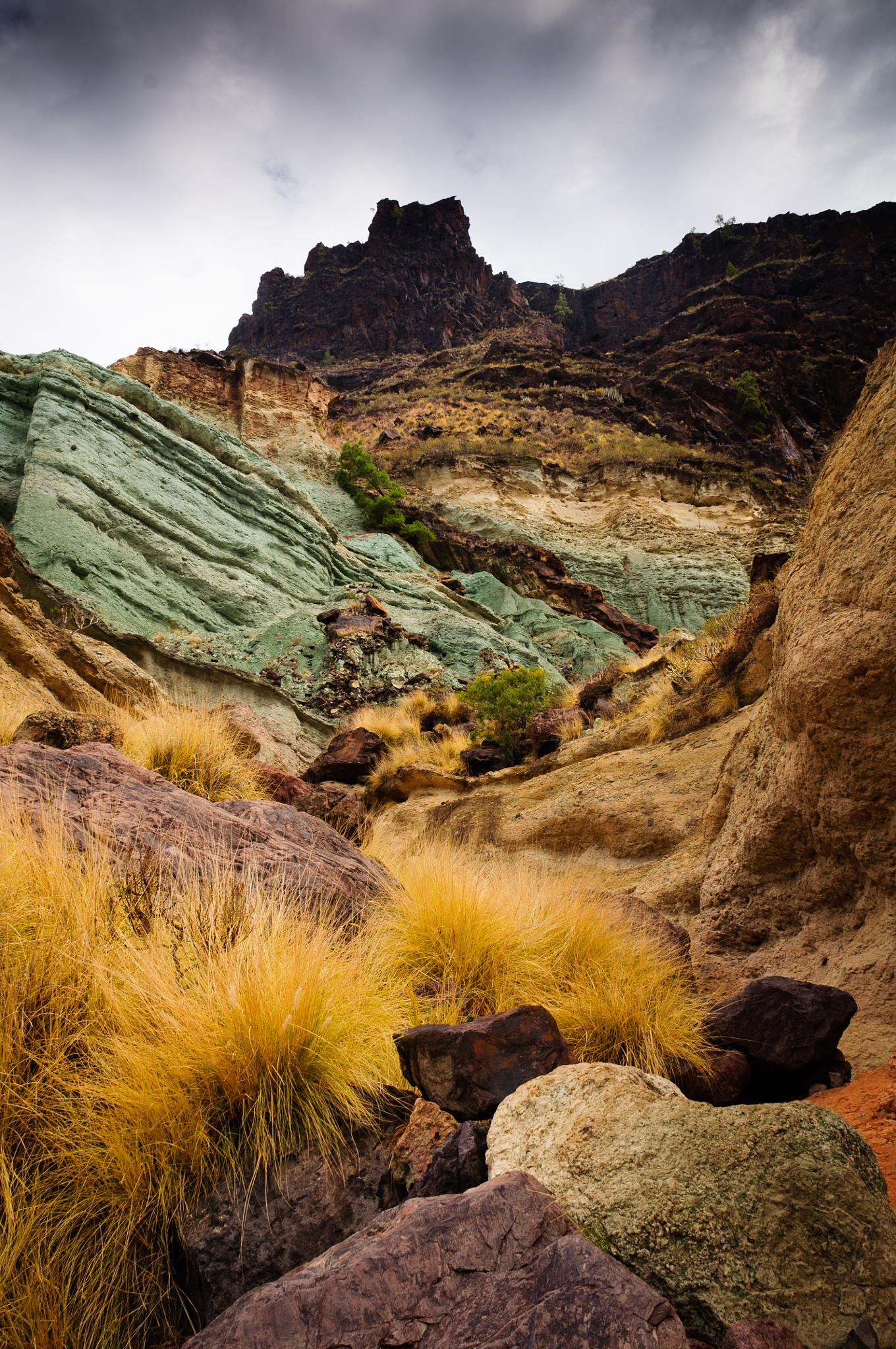 Rocky rocks by Matt Chlodnicki