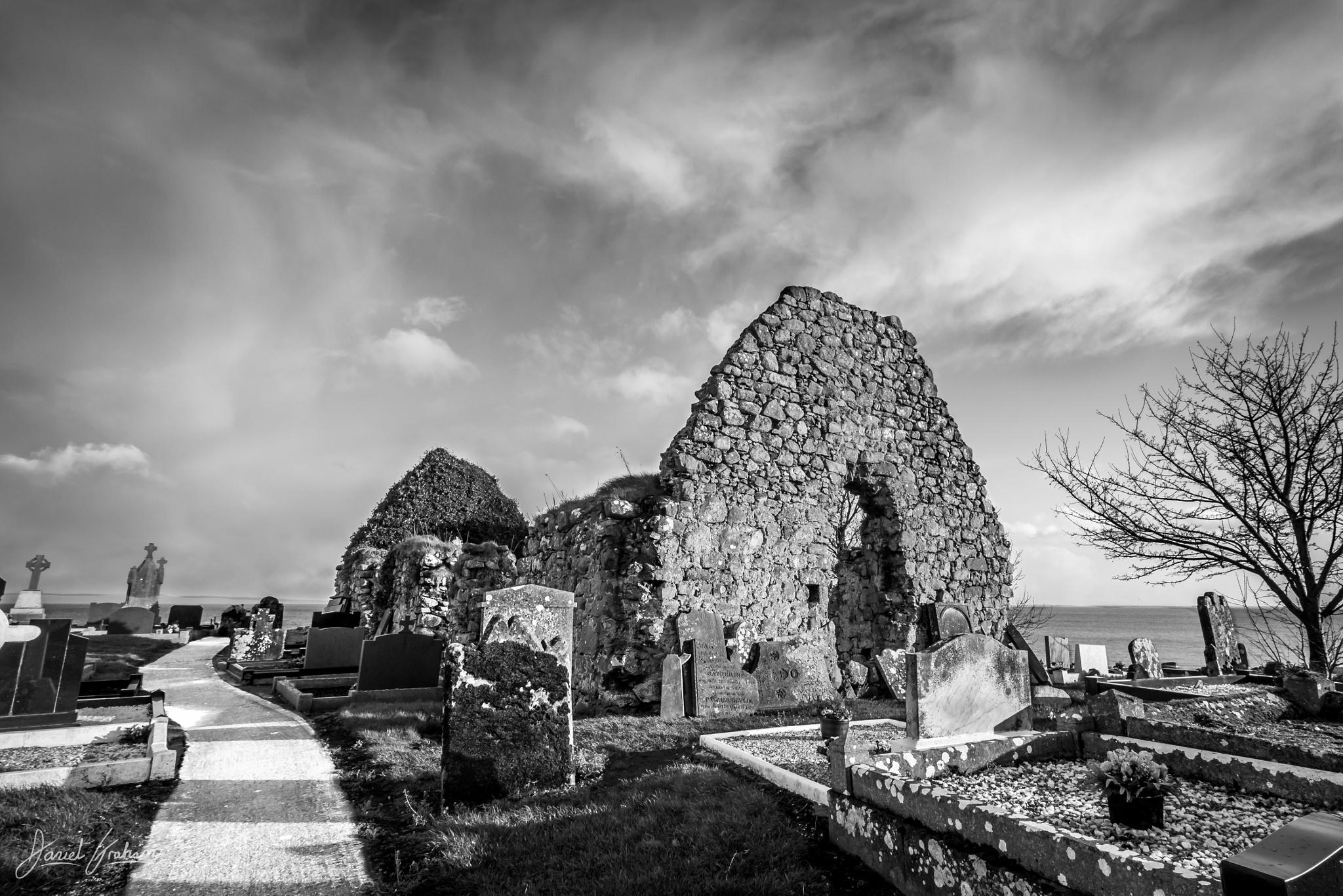 Ardboe Abbey by Daniel Graham