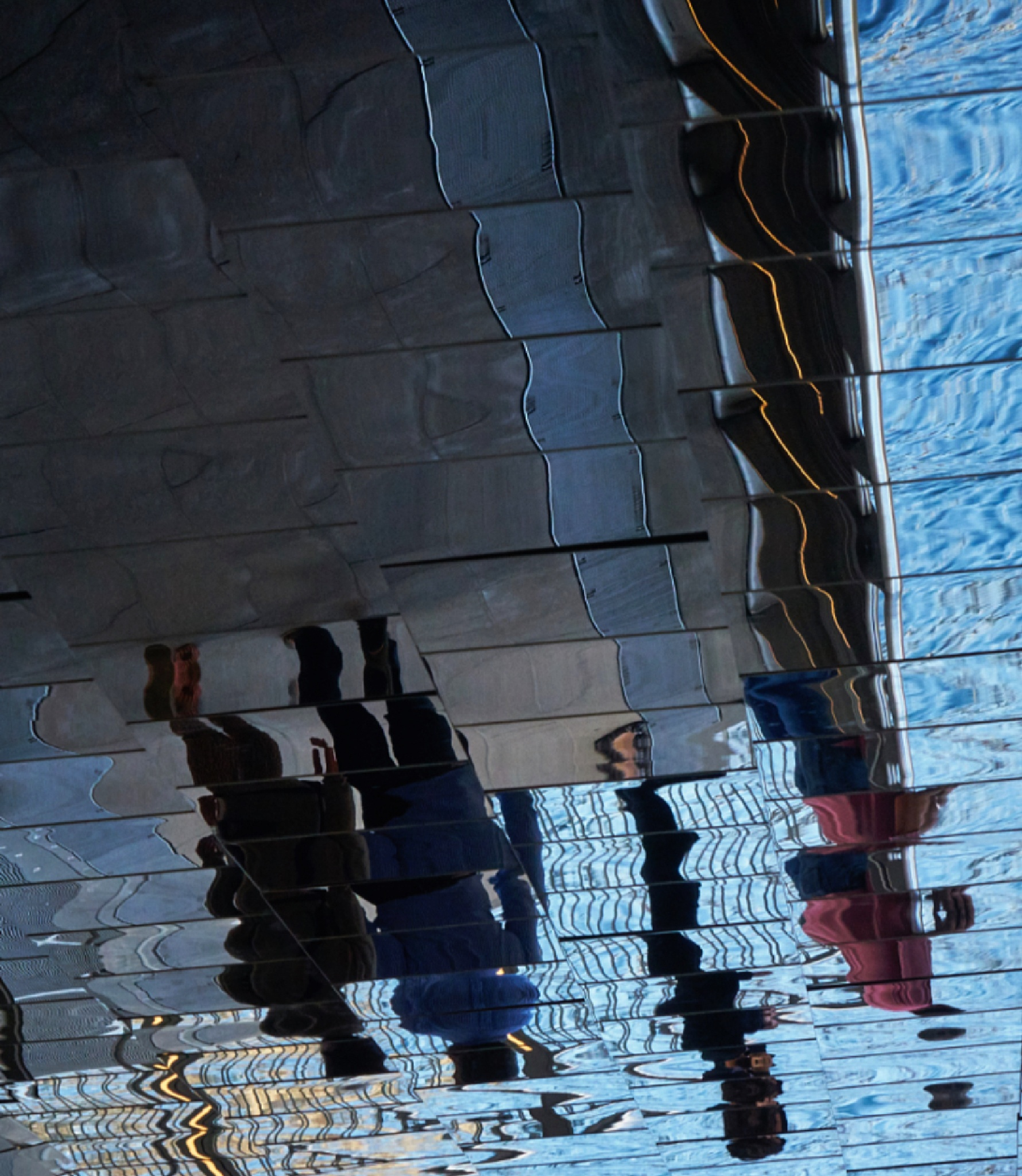 Looking up, Reflections by awish2c