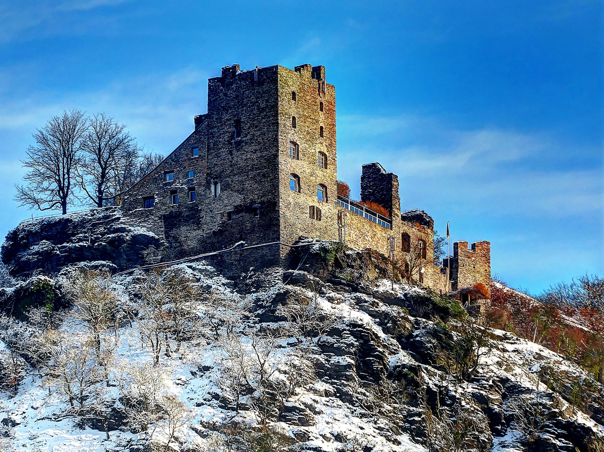 Liebenstein Castle, Germany by Thinduck