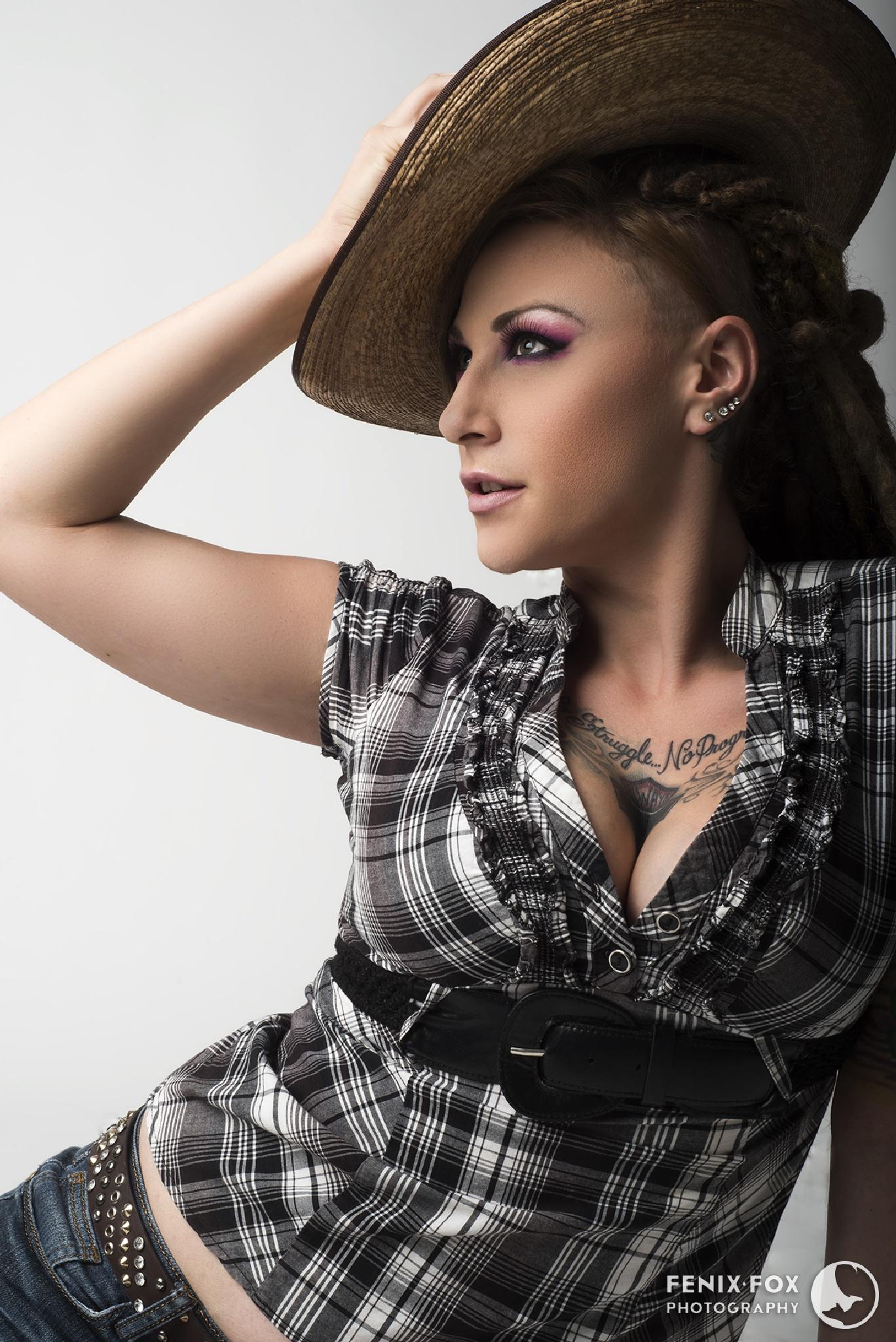 Alternative Cowgirl by Josh Nistas