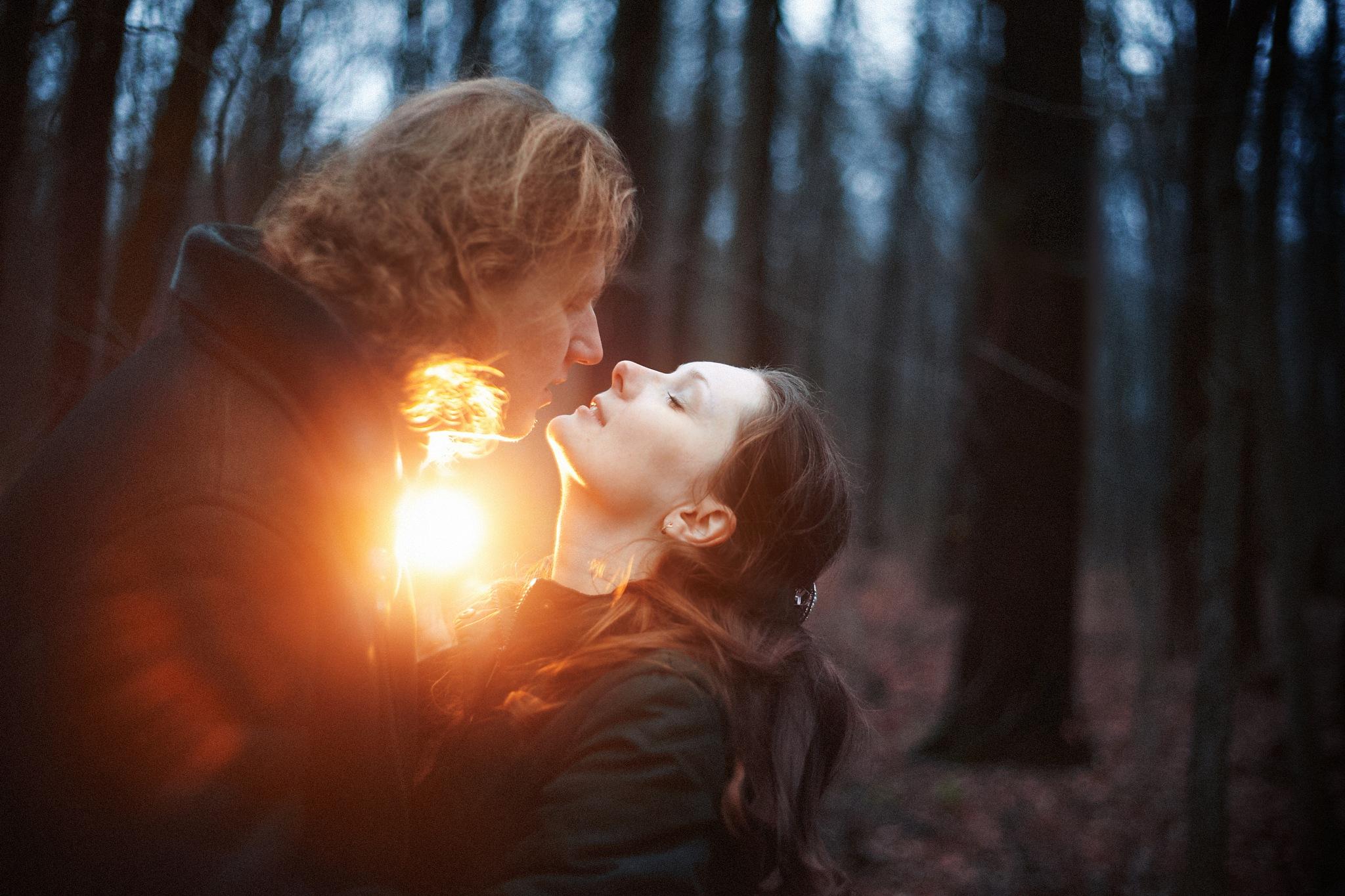 Autumn love by Strekozza