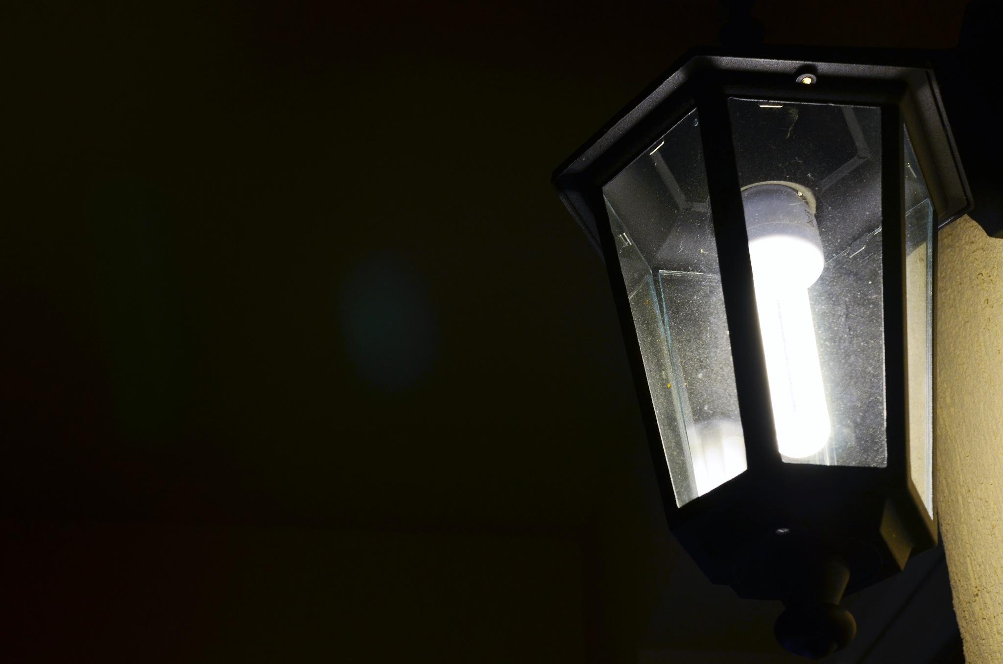 Let there be light! by Dombora Sándor