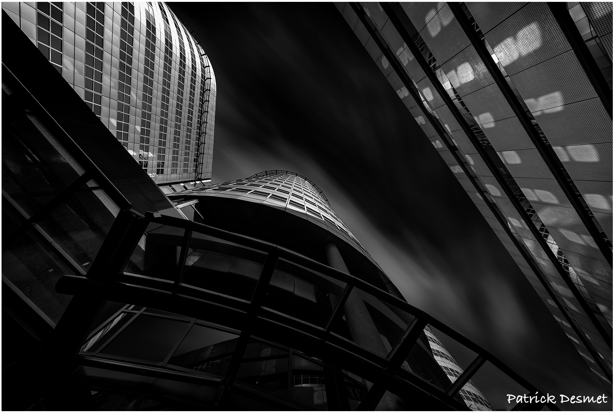 Rotterdam by patrick desmet